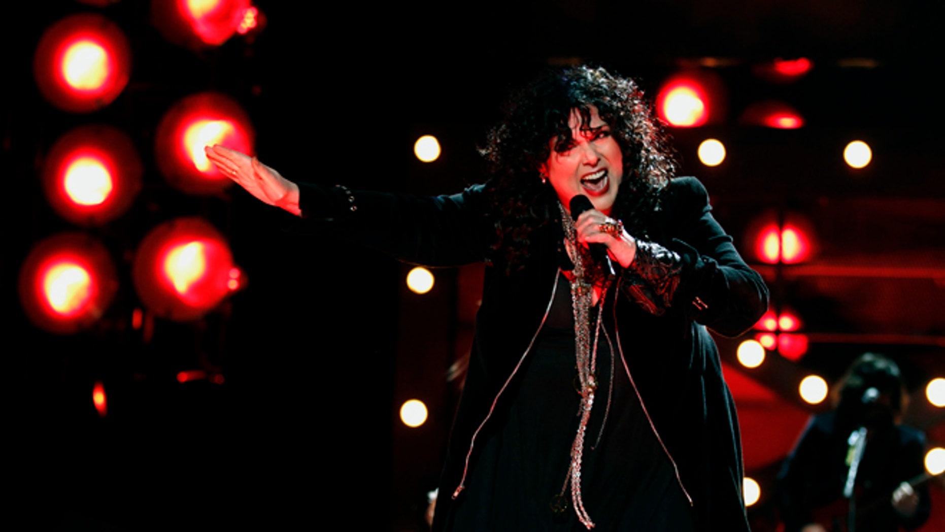 The husband of singer Ann Wilson has been sentenced for an alleged assault.