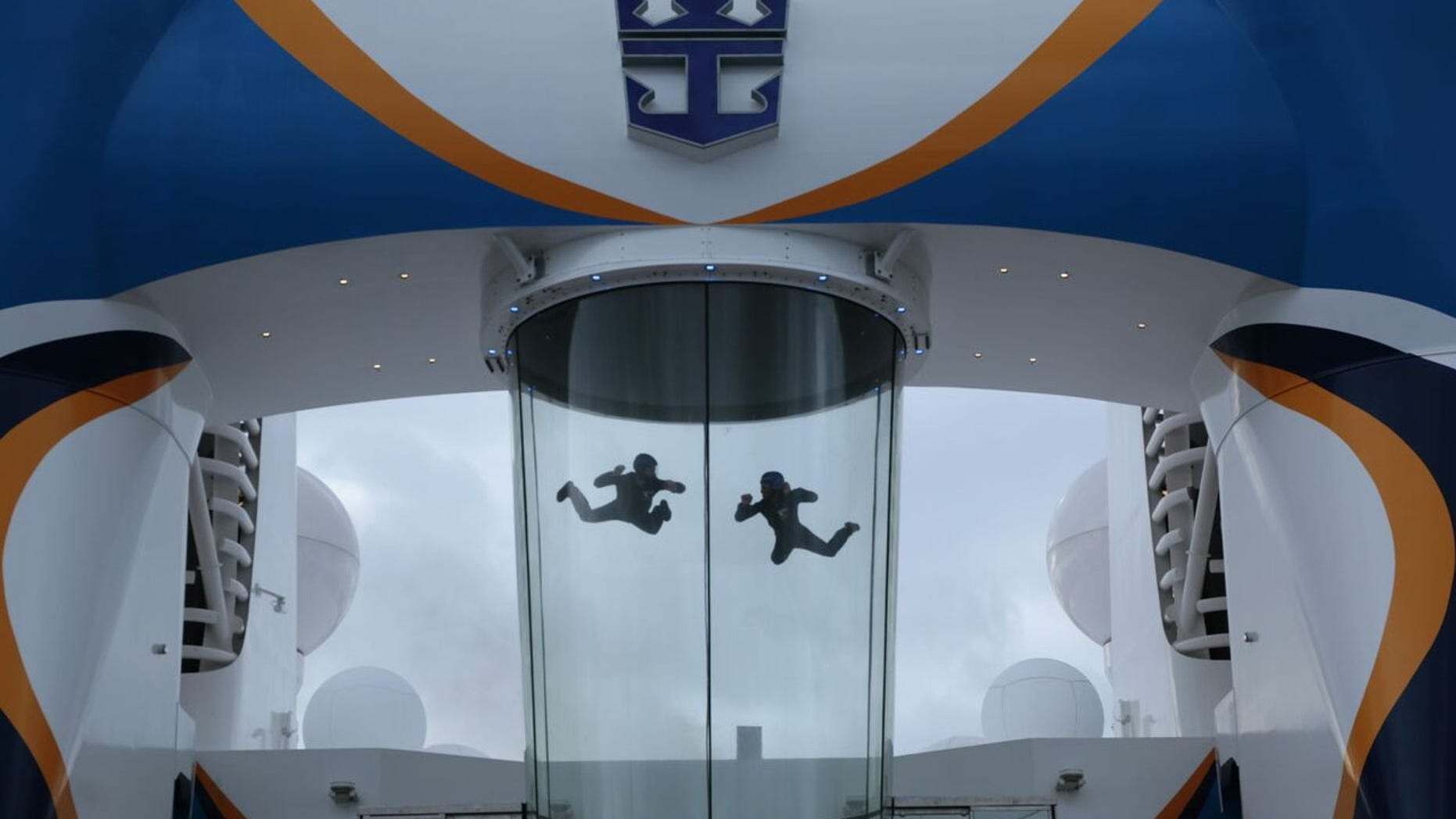 RipCord by iFly is a skydiving experience available to kids age 3 to 93 that takes place in a 23-foot-tall vertical wind tunnel.