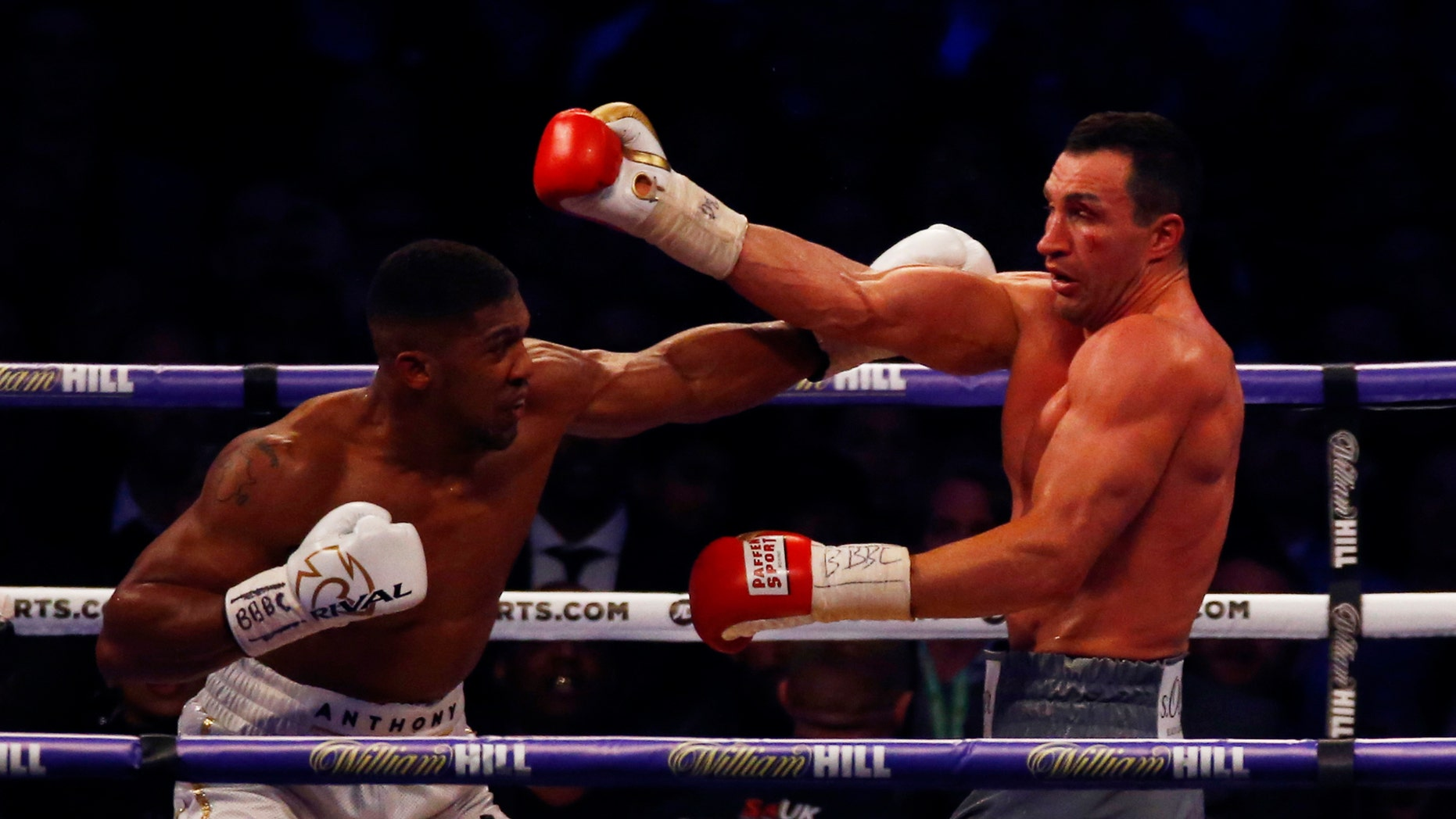 "The fight, which saw Joshua triumph over Klitschko in the 11th round by technical knockout, was called ""the most anticipated boxing match in decades."""