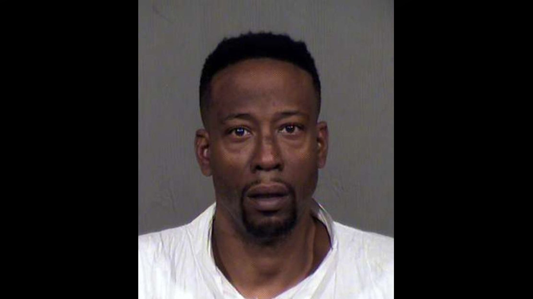 Police on Tuesday identified the suspect as Anthony Milan Ross.