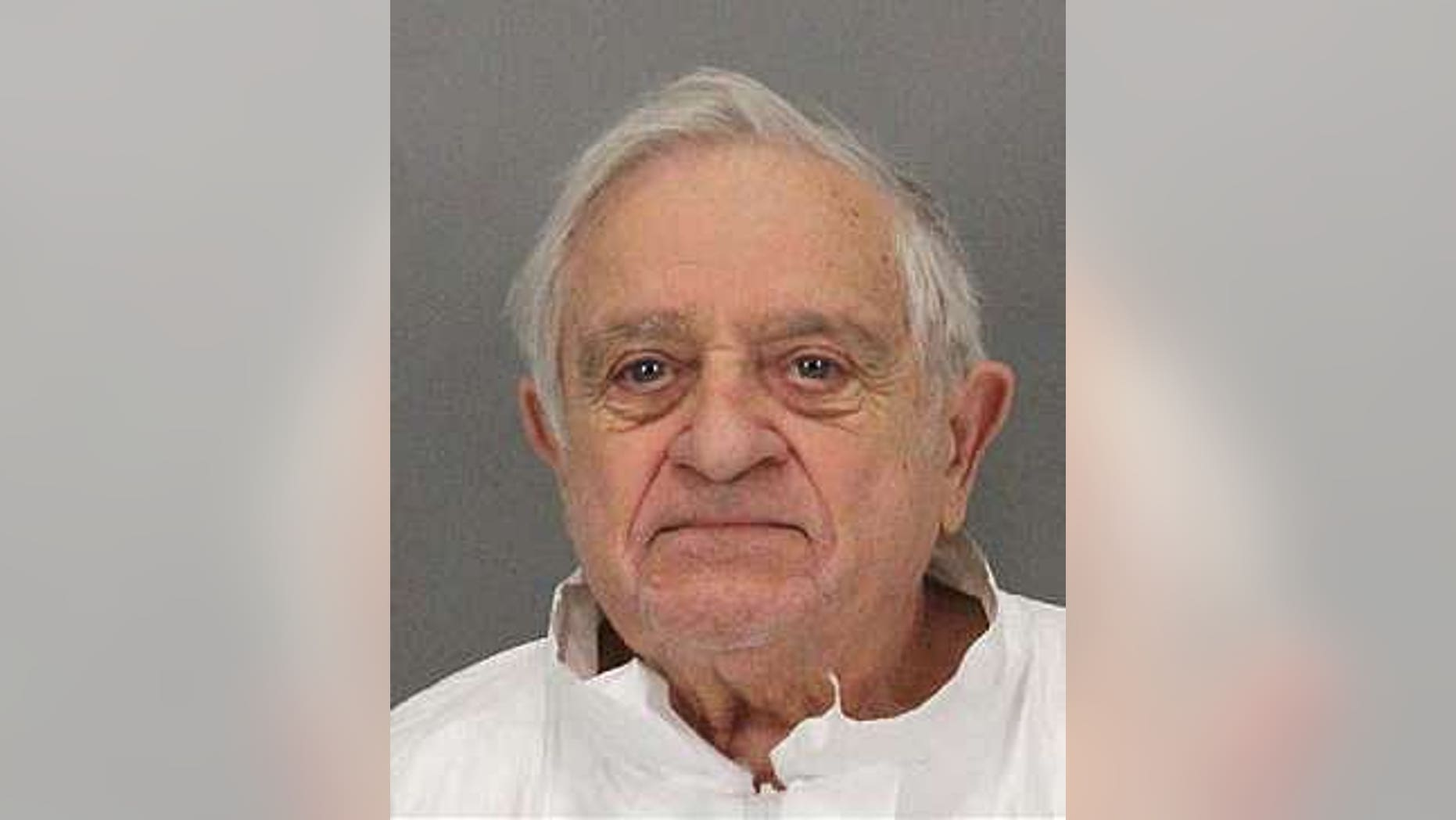 Anthony Aiello, 90, was arrested on Tuesday on suspicion of murdering his stepdaughter.