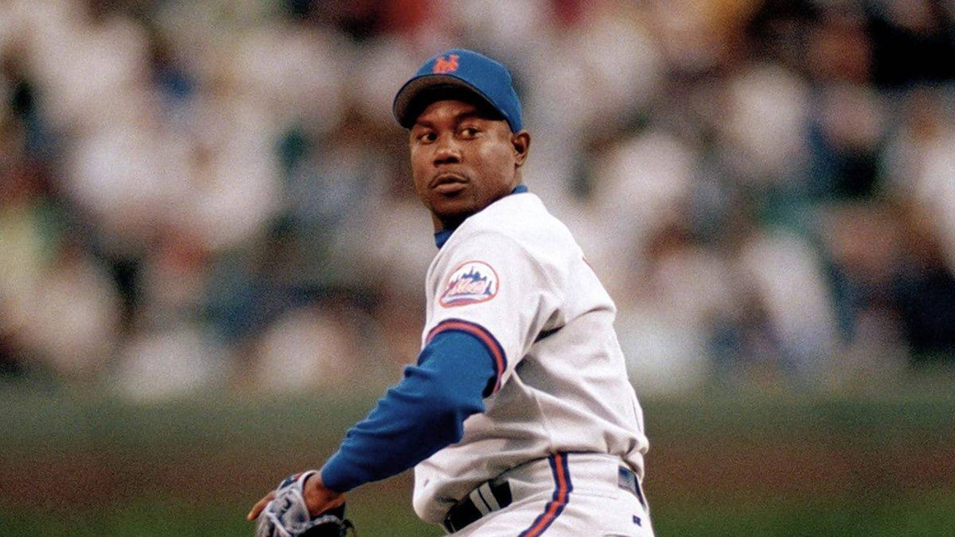 Anthony Young pitched for the Mets from 1991-1993.