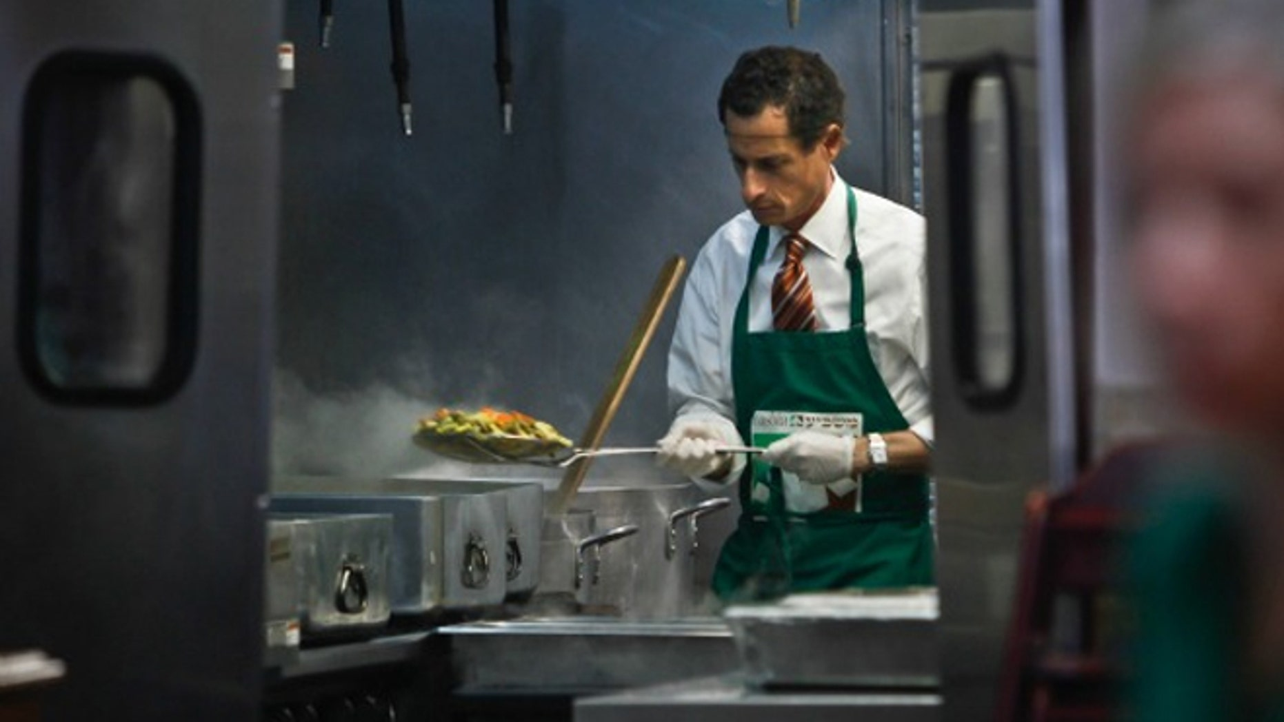 Anthony Weiner is behind a new restaurant venture, after resigning from Congress and losing his bid for New York mayor.