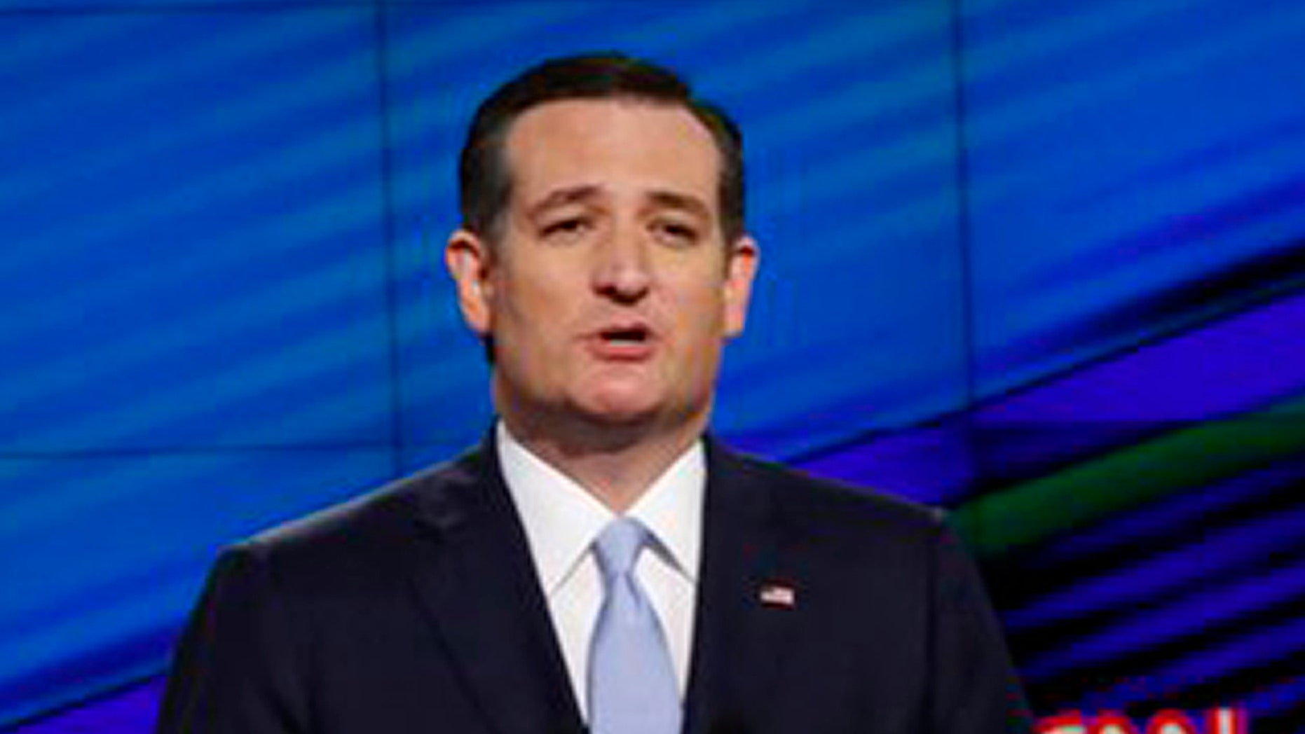 Ted Cruz spoke with CNN amid staffers accusing him of being afraid to appear on the network.