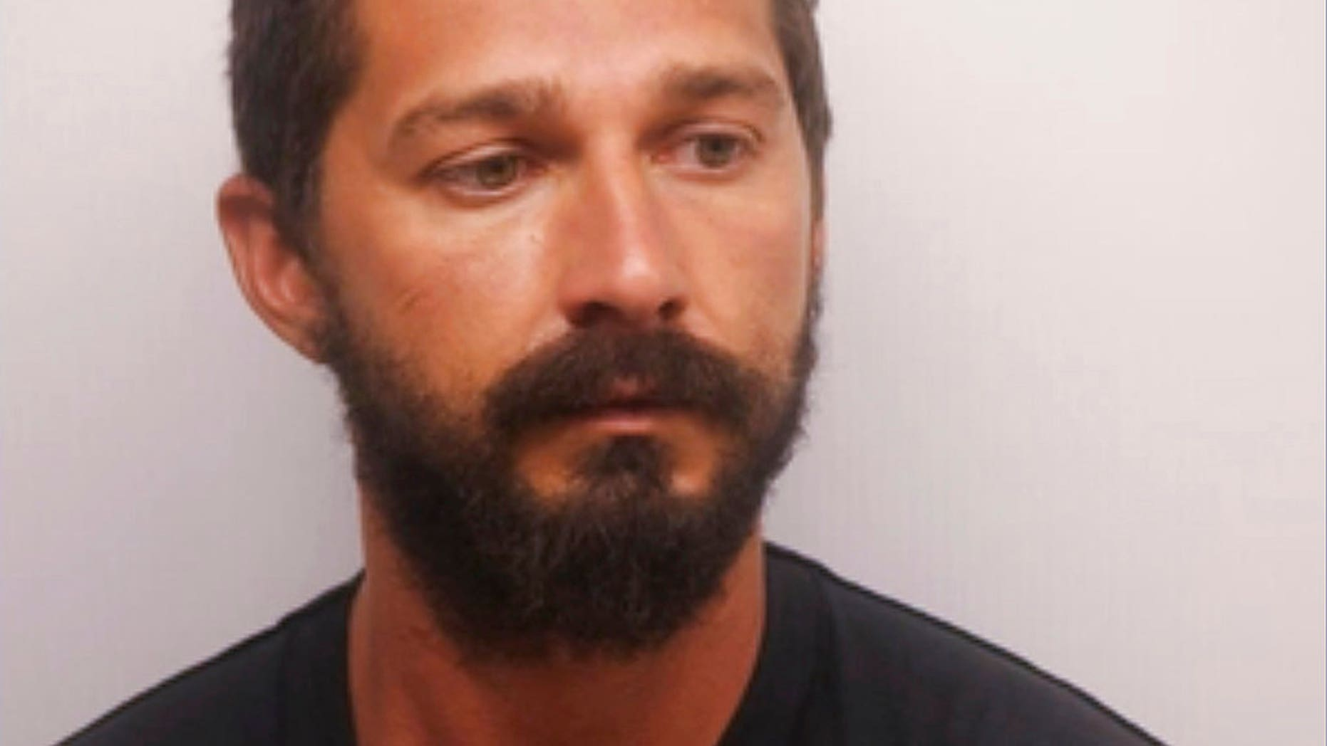 Shia LaBeouf is apologizing after shouting profanity-laced racial remarks during his arrest in Georgia.