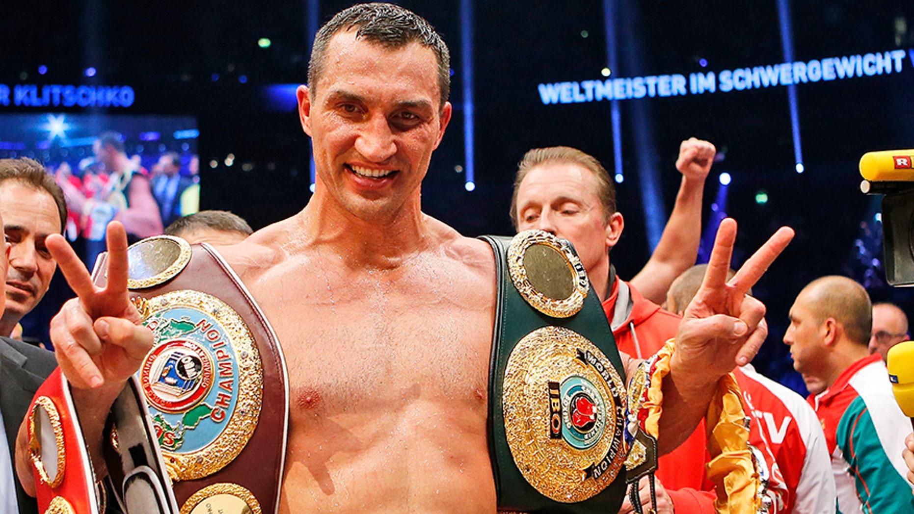 Former heavyweight world champion Wladimir Klitschko has announced his retirement from boxing.