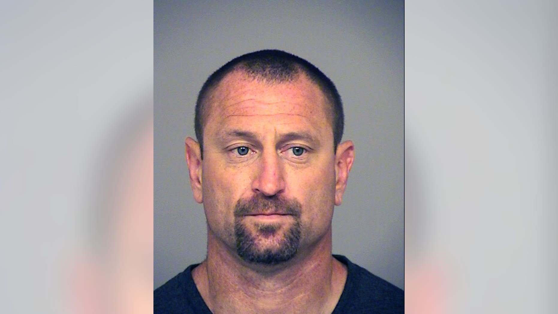 Andrew Jensen, 42, was arrested on July 28 on suspicion of committing a burglary. (Ventura County Sheriff)