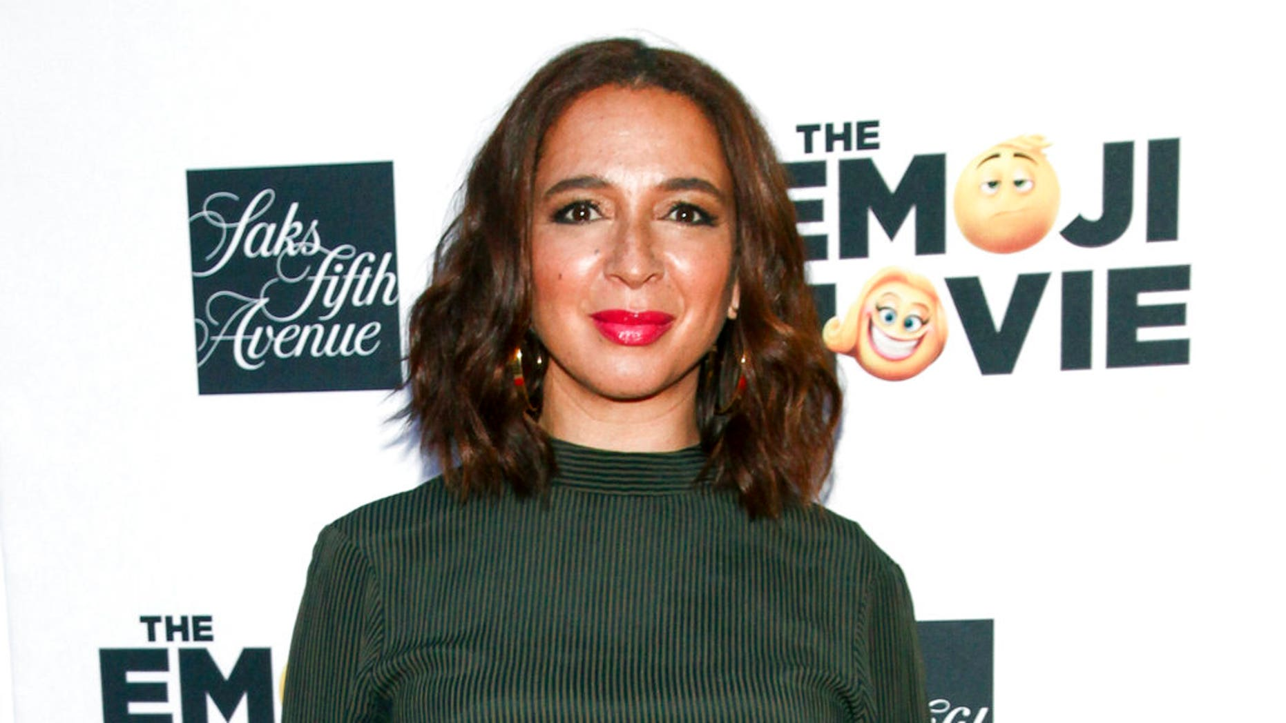 "Maya Rudolph will be starring in ""A Christmas Story"" in December. (AP)"