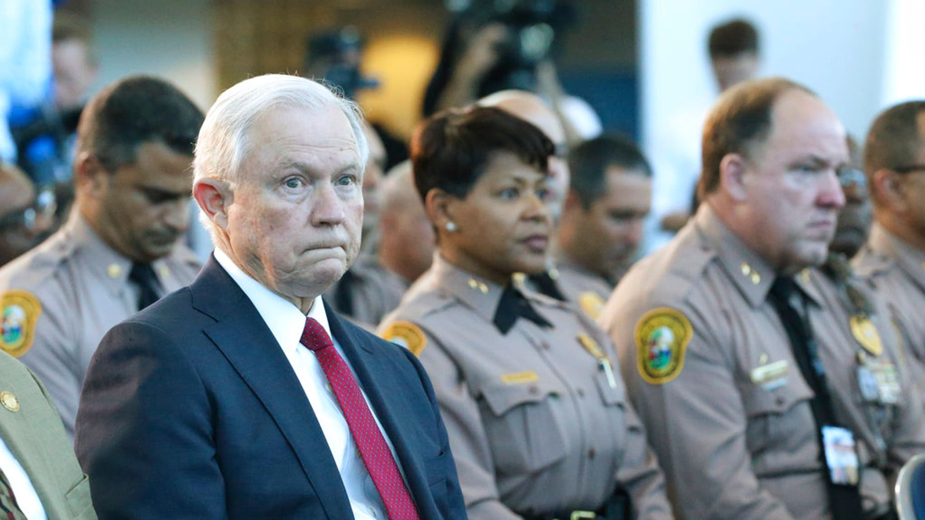 A federal judge in Chicago has ruled Attorney General Jeff Sessions can't withhold public grant money from so-called sanctuary cities for refusing to follow federal immigration policies.