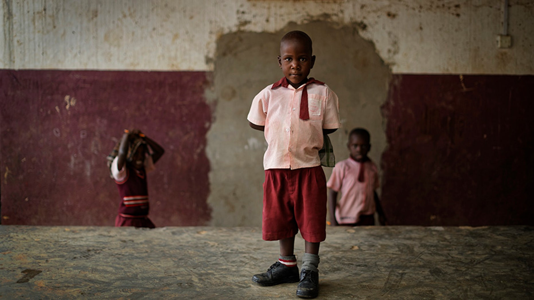 Ugandan children are being used by witch doctors in human sacrifices in hopes of turning the tide on the drought plaguing the East African nation.