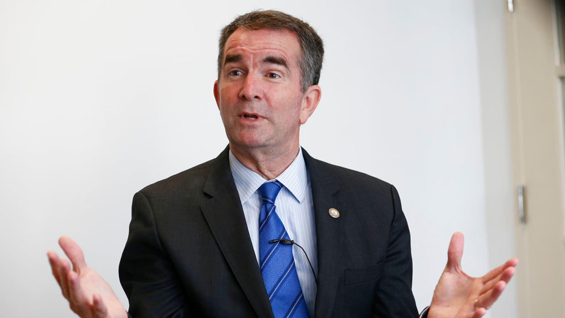 Ralph Northam, Virginia's Democratic gubernatorial candidate, is the current lieutenant governor of the state.