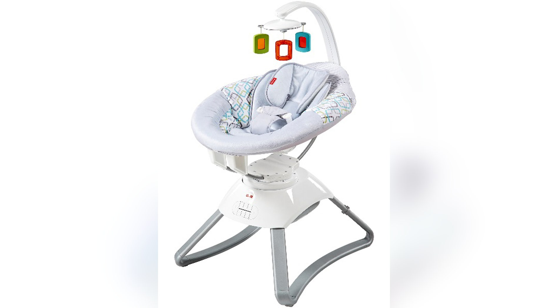 The Soothing Motions Seat is being recalled because of risk of a fire hazard