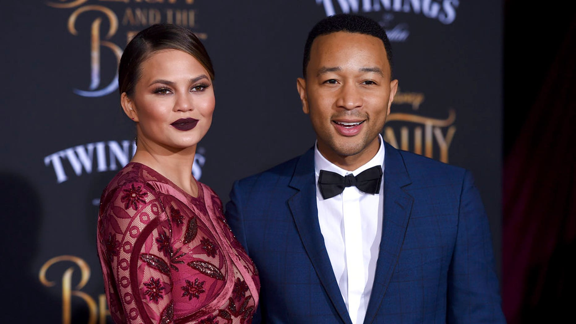 Chrissy Teigen and John Legend will headline the House Democrats' annual retreat.