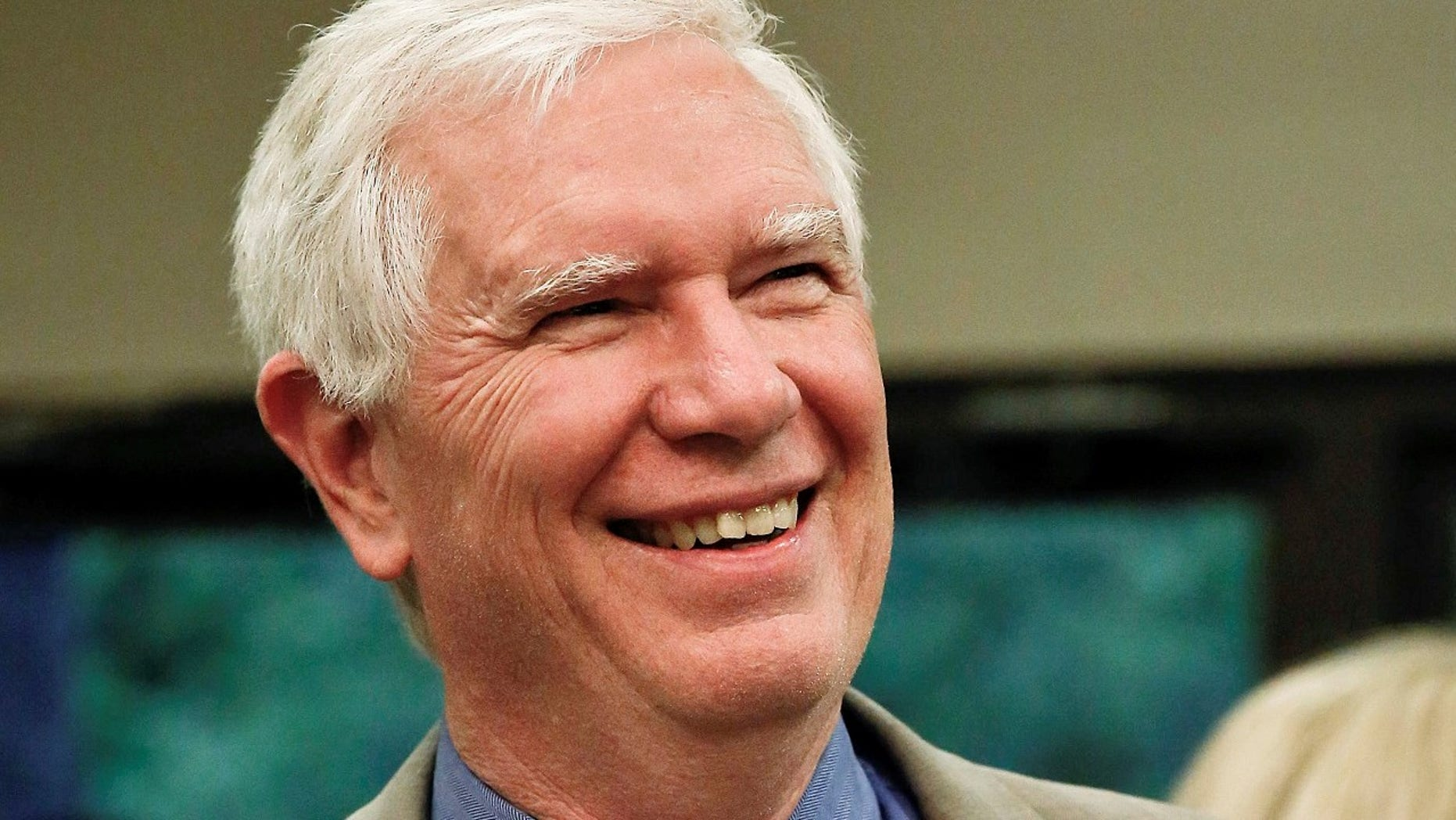 In a speech on the House floor, Rep. Mo Brooks, R-Ala.,  revealed that he has prostate cancer.