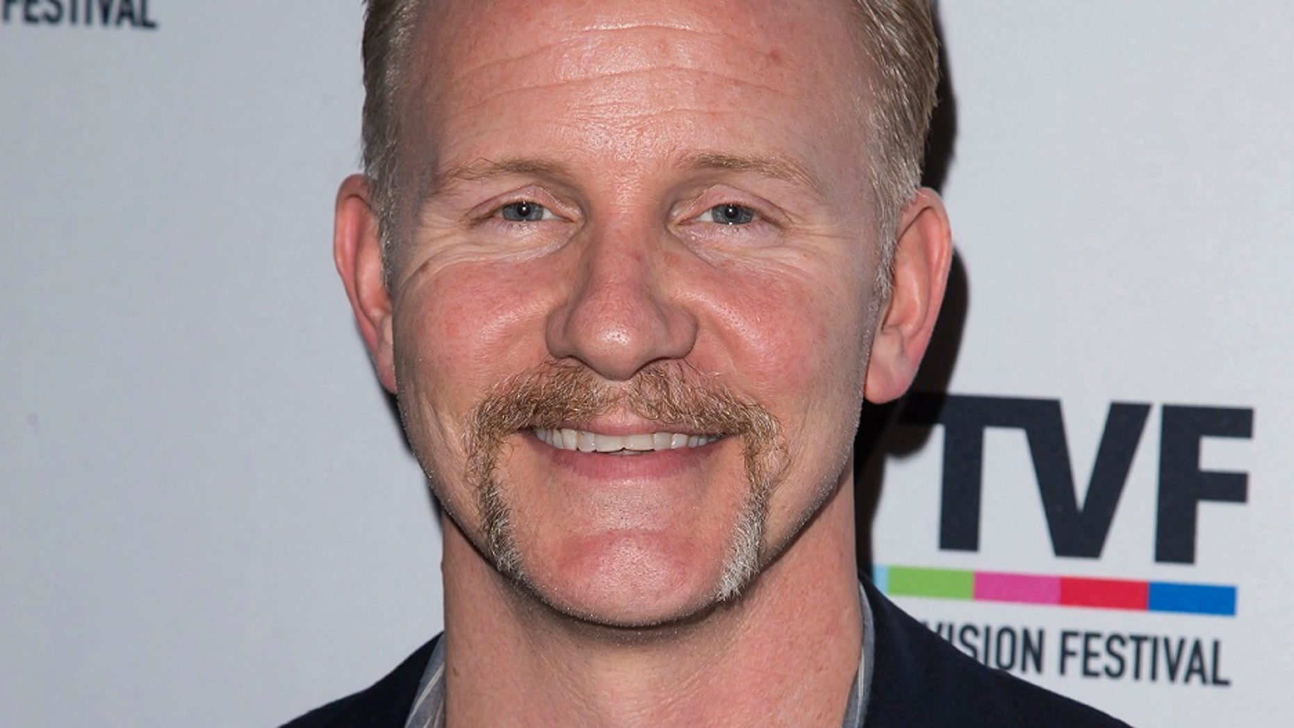 """FILE - In this Tuesday, Oct. 20, 2015, file photo, Morgan Spurlock attends an event at the SVA Theatre in New York. Declaring """"I am part of the problem,"""" Spurlock confessed in an online post Wednesday, Dec. 13, 2017, to sexual harassment, infidelity and said a woman accused him of rape in college."""
