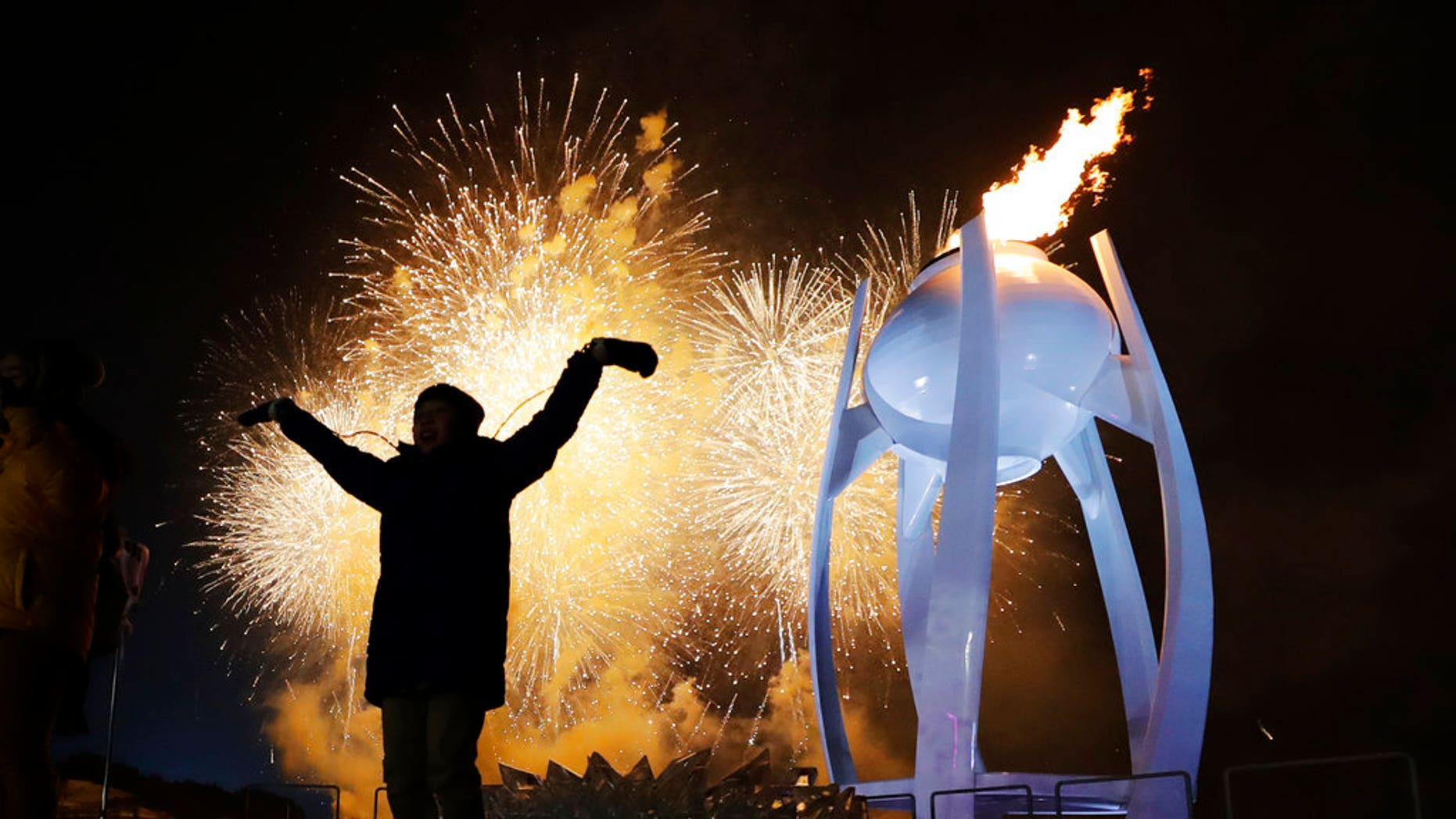 Organizers for the 2018 Winter Olympics say a cyberattack may have occurred during Friday's opening ceremony in Pyeongchang, South Korea.