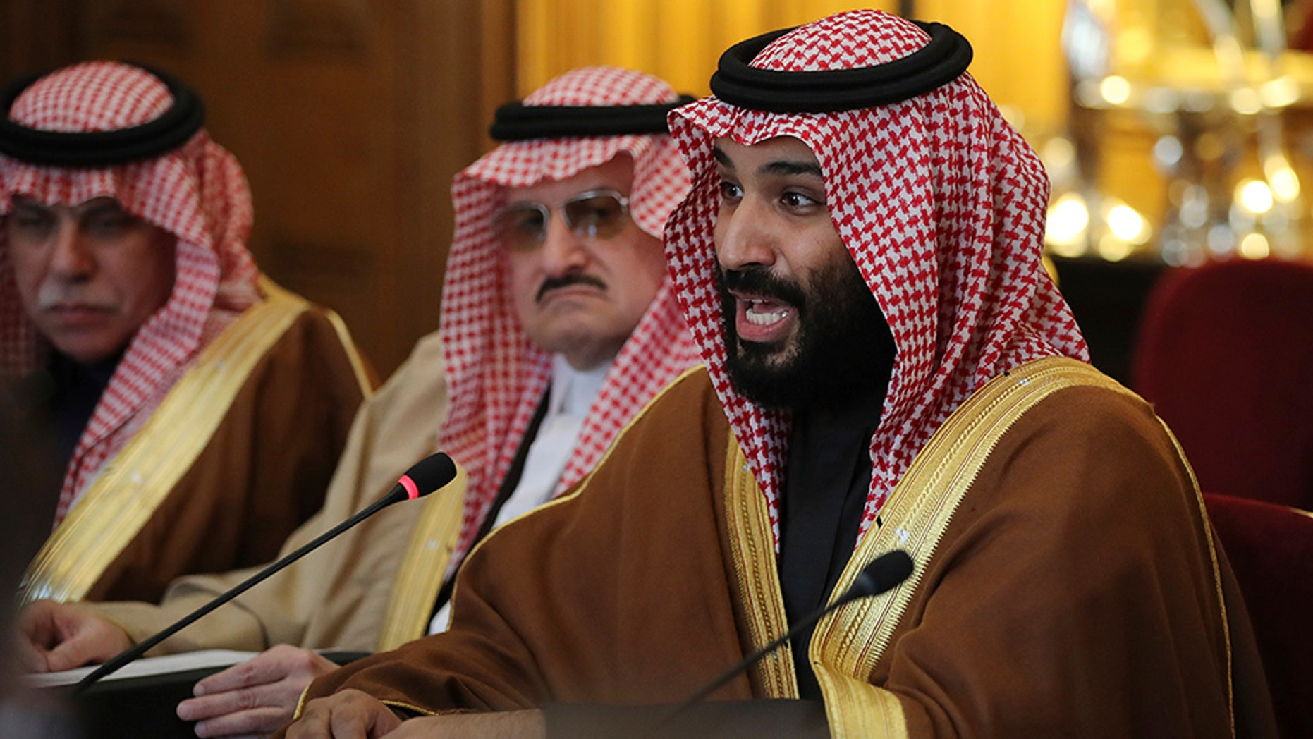 Saudi Crown Prince Mohammed bin Salman warns that his country will arm themselves with nuclear weapons if Iran develop a bomb.