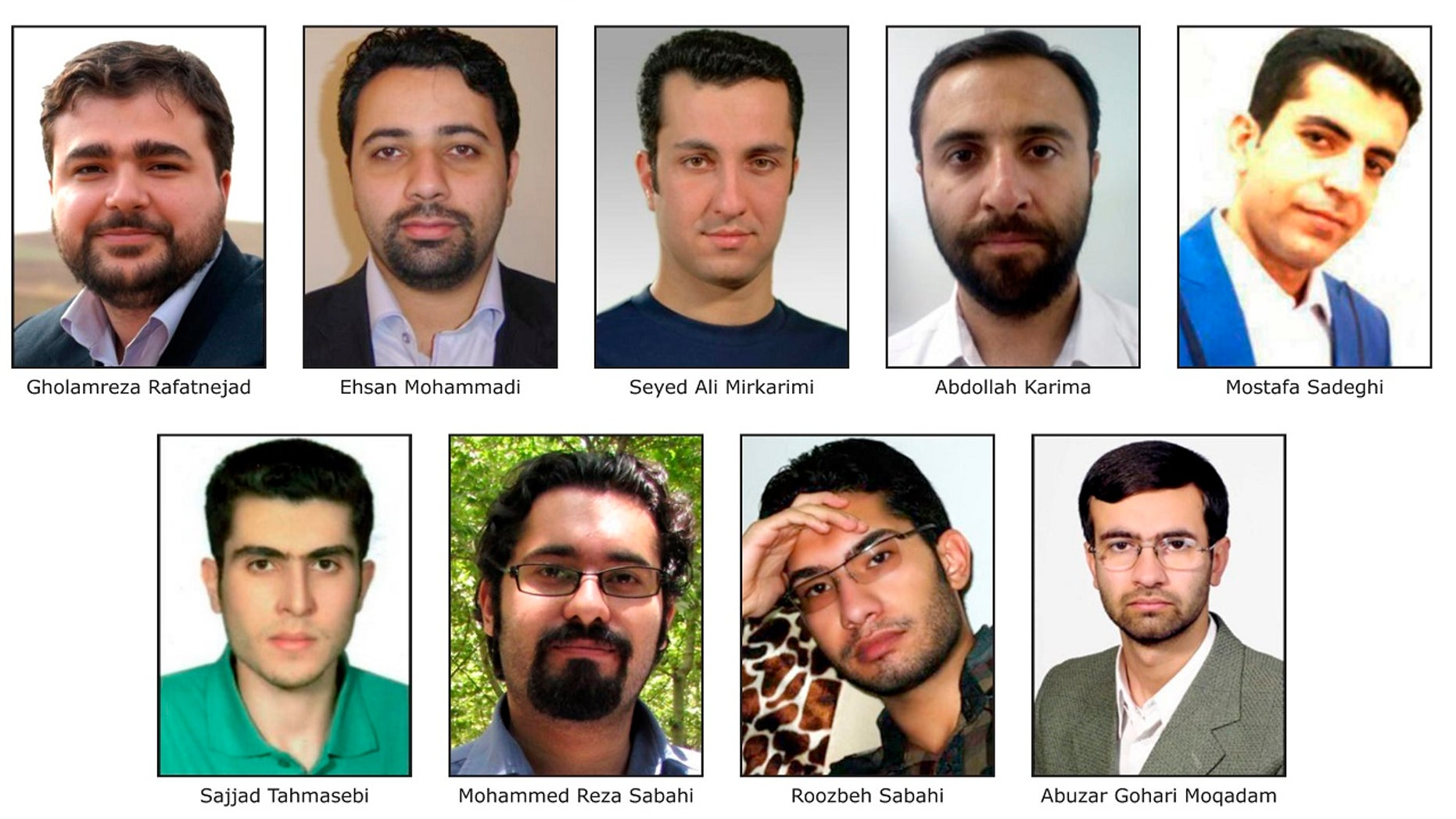 9 Iranians took part in a government-sponsored hacking scheme that pilfered sensitive information from hundreds of universities, private companies and government agencies, according to the FBI.