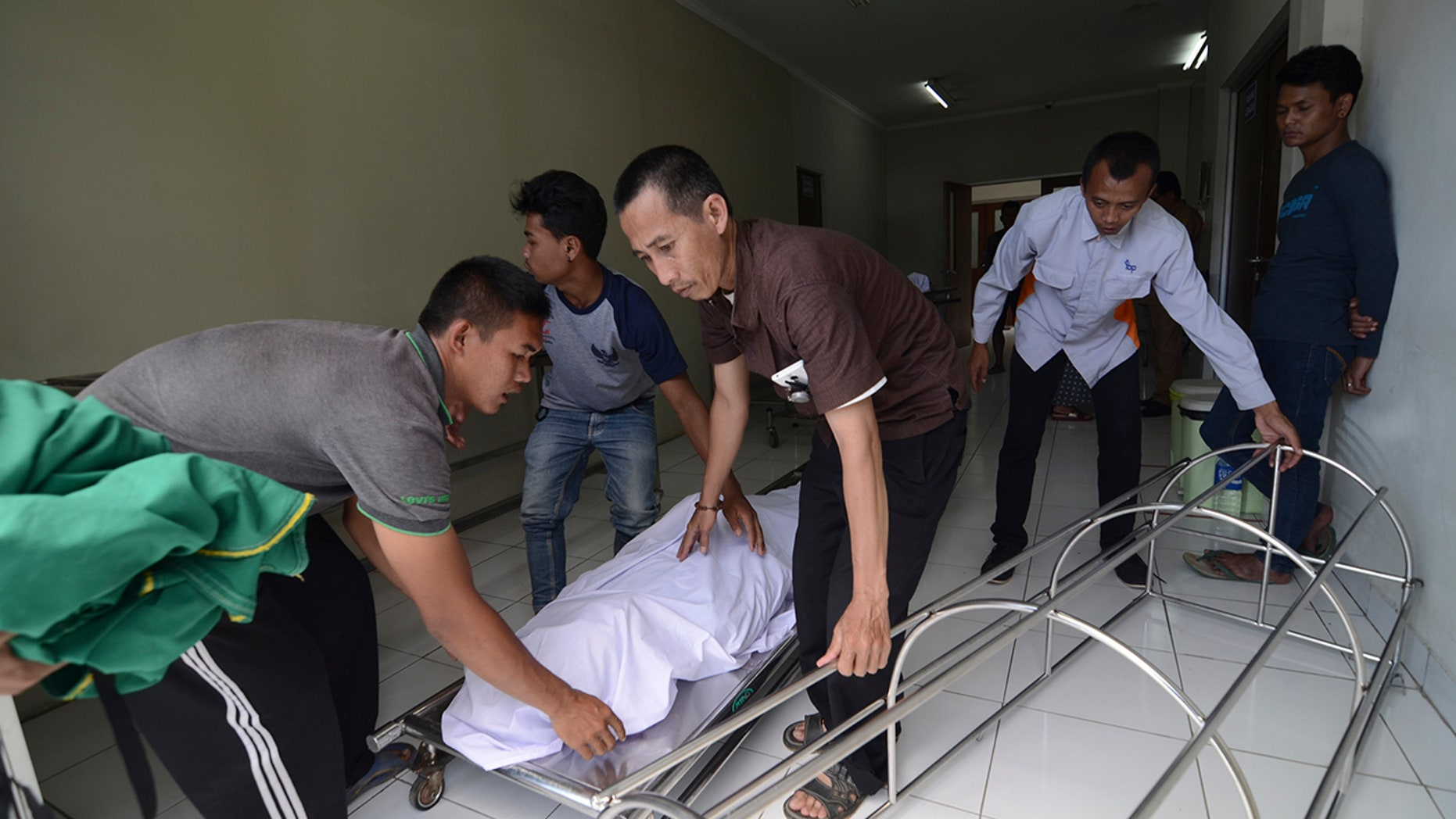 Indonesian authorities say nearly 80 people have died from toxic bootleg liquor.