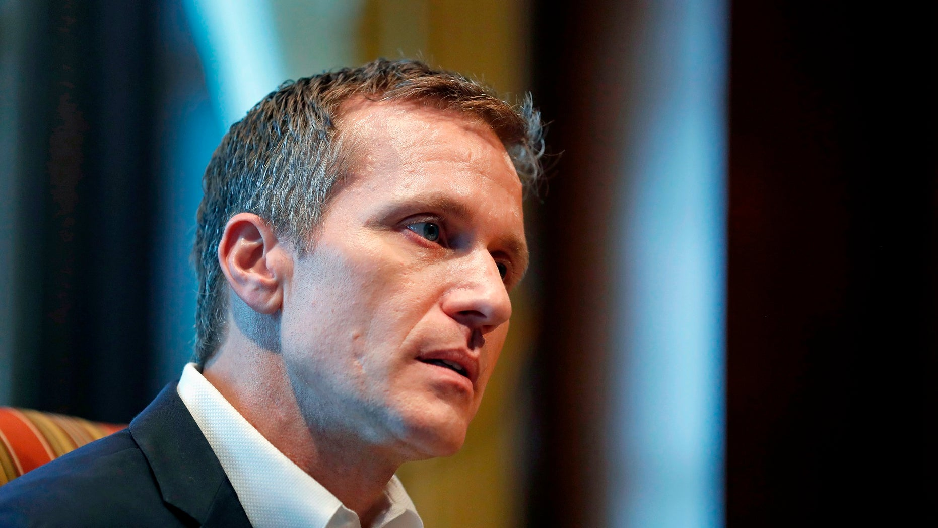 Missouri Gov. Eric Greitens is already facing trial next month on a felony invasion of privacy charge.