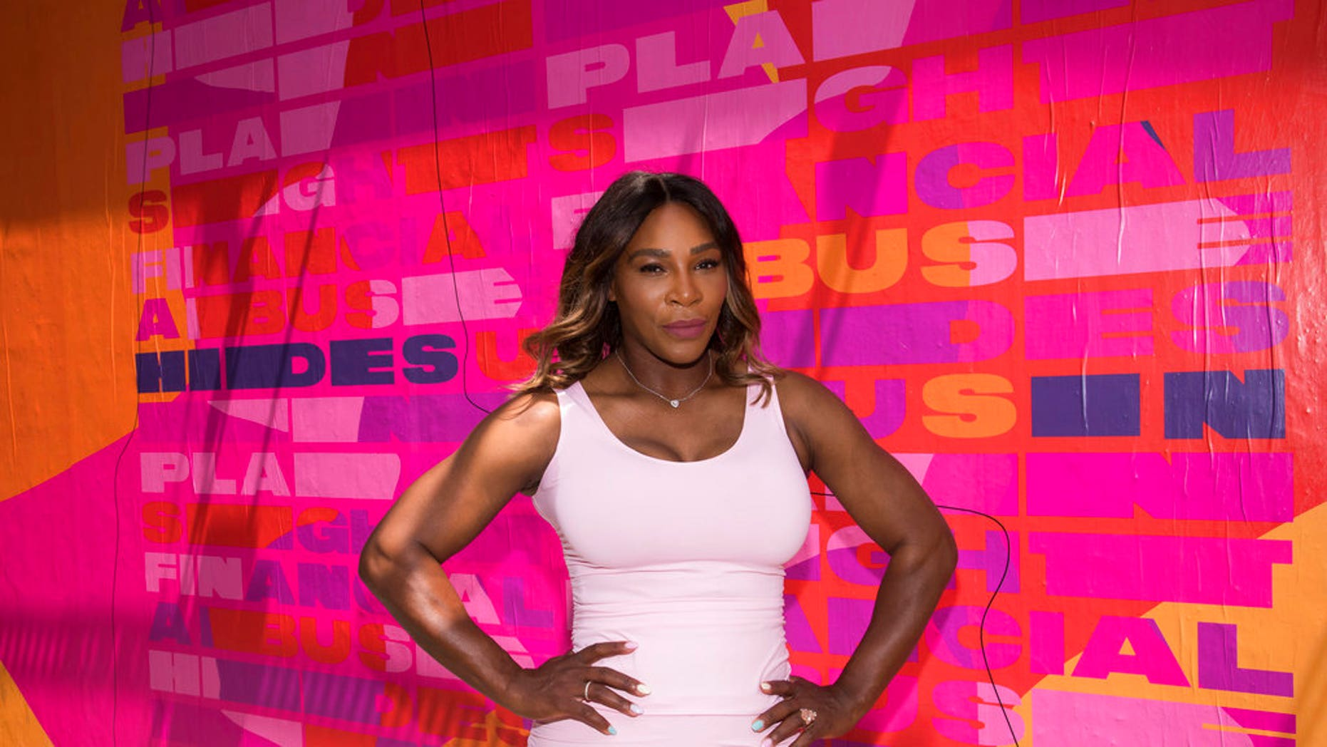 Serena Williams, pictured at an event on June 20 in New York, could receive a seeding boost from the U.S. Open after the USTA decided to change their rules for how they rank players if they have taken time off for pregnancy