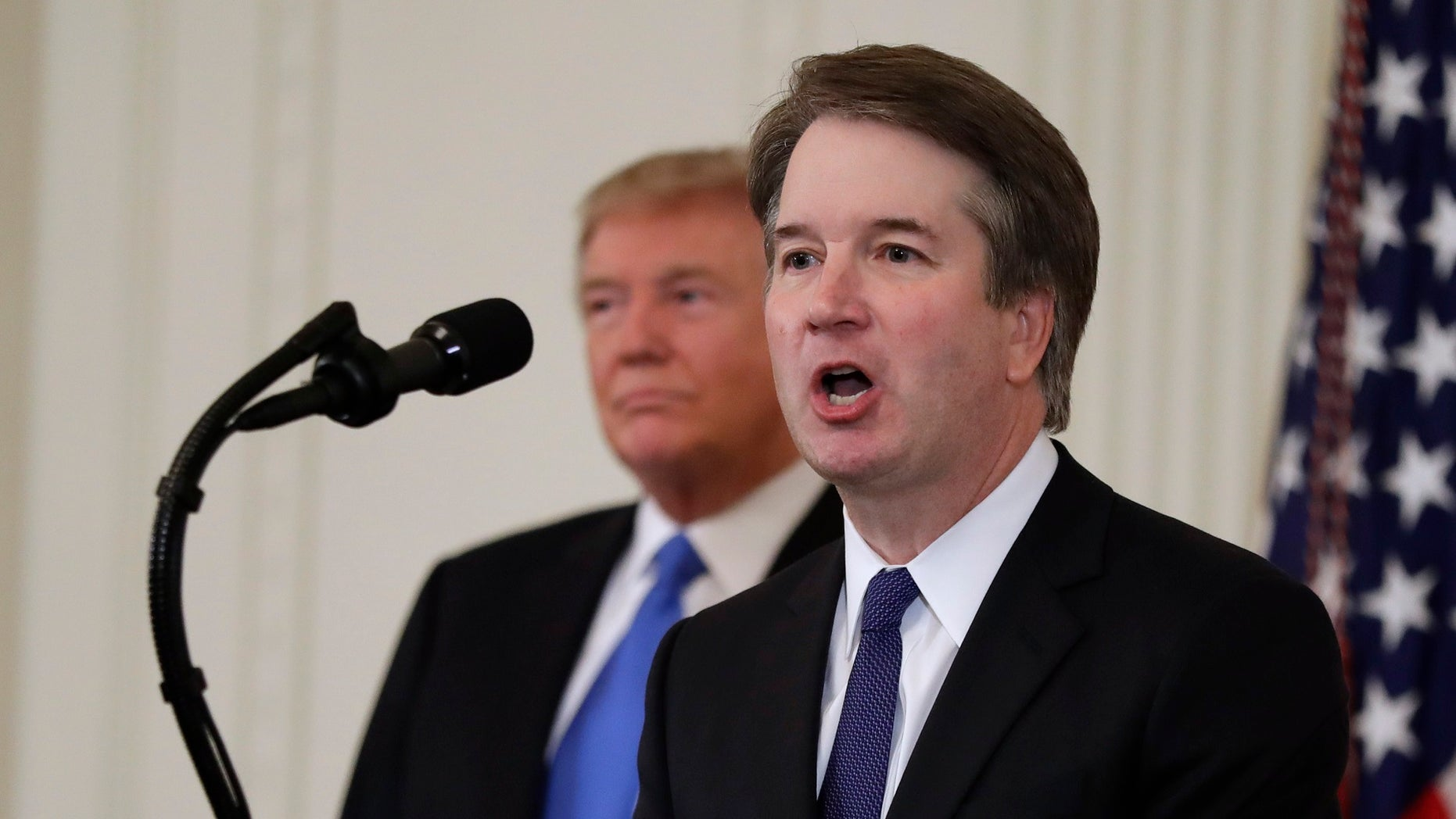 Supreme Court nominee Brett Kavanaugh paid off credit card debt that he accumulated on baseball tickets, according to the Washington Post.