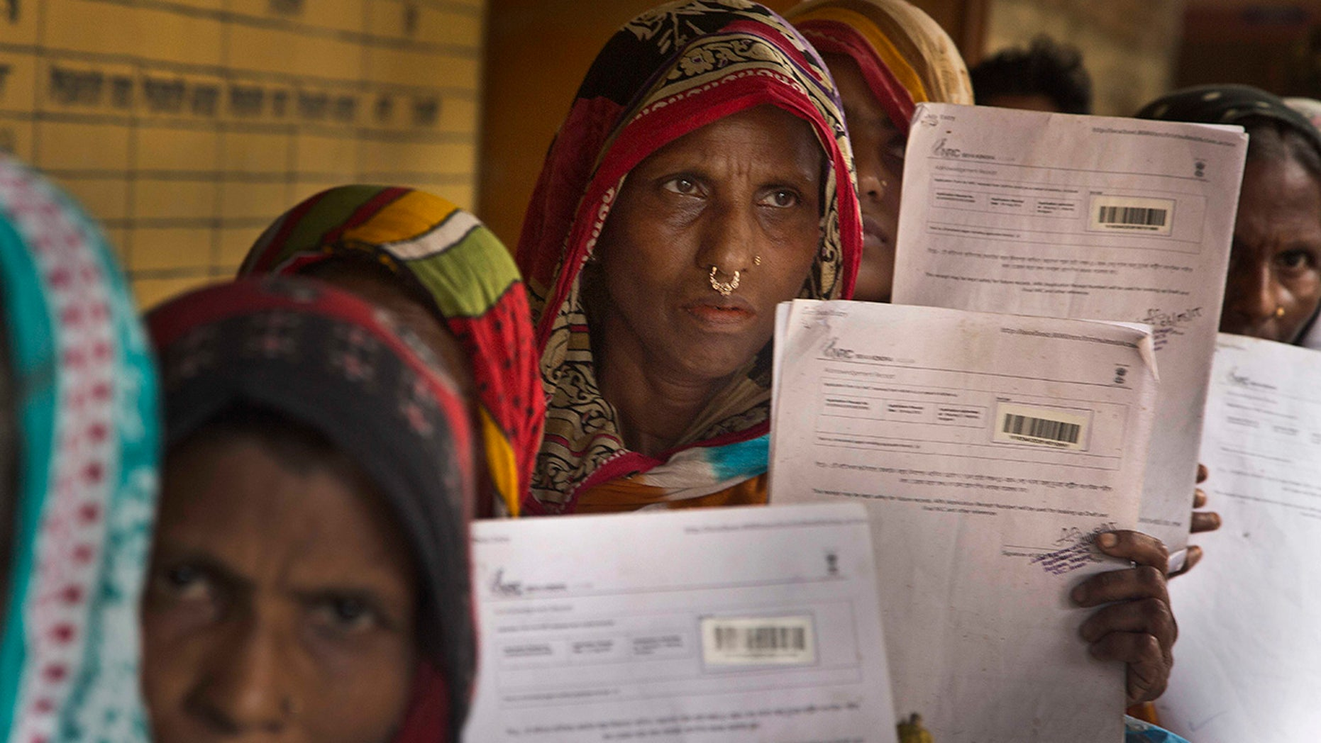 India on Monday released a final draft of a list of its citizens in the northeastern state of Assam, leaving some 4 million people on edge to prove their Indian nationality.