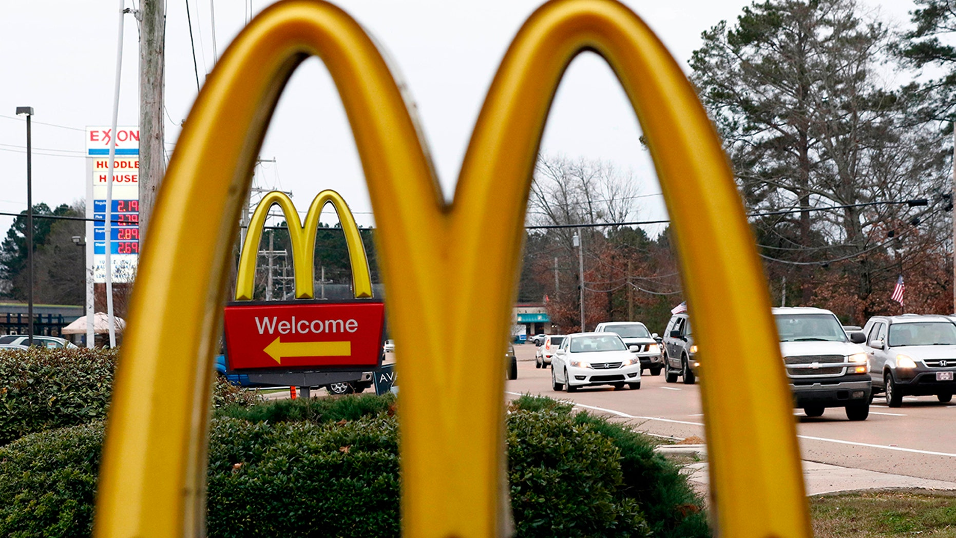 A Utah man is suing McDonald's alleging that an employee spiked his Diet Coke in Aug. 2016 with a heroin substitute.