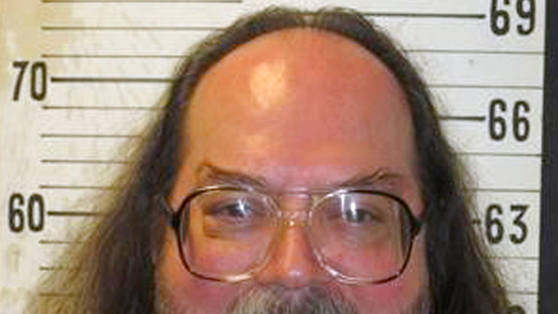 Billy Ray Irick, currently on death row at Riverbend Maximum Security Institution in Nashville, Tenn.