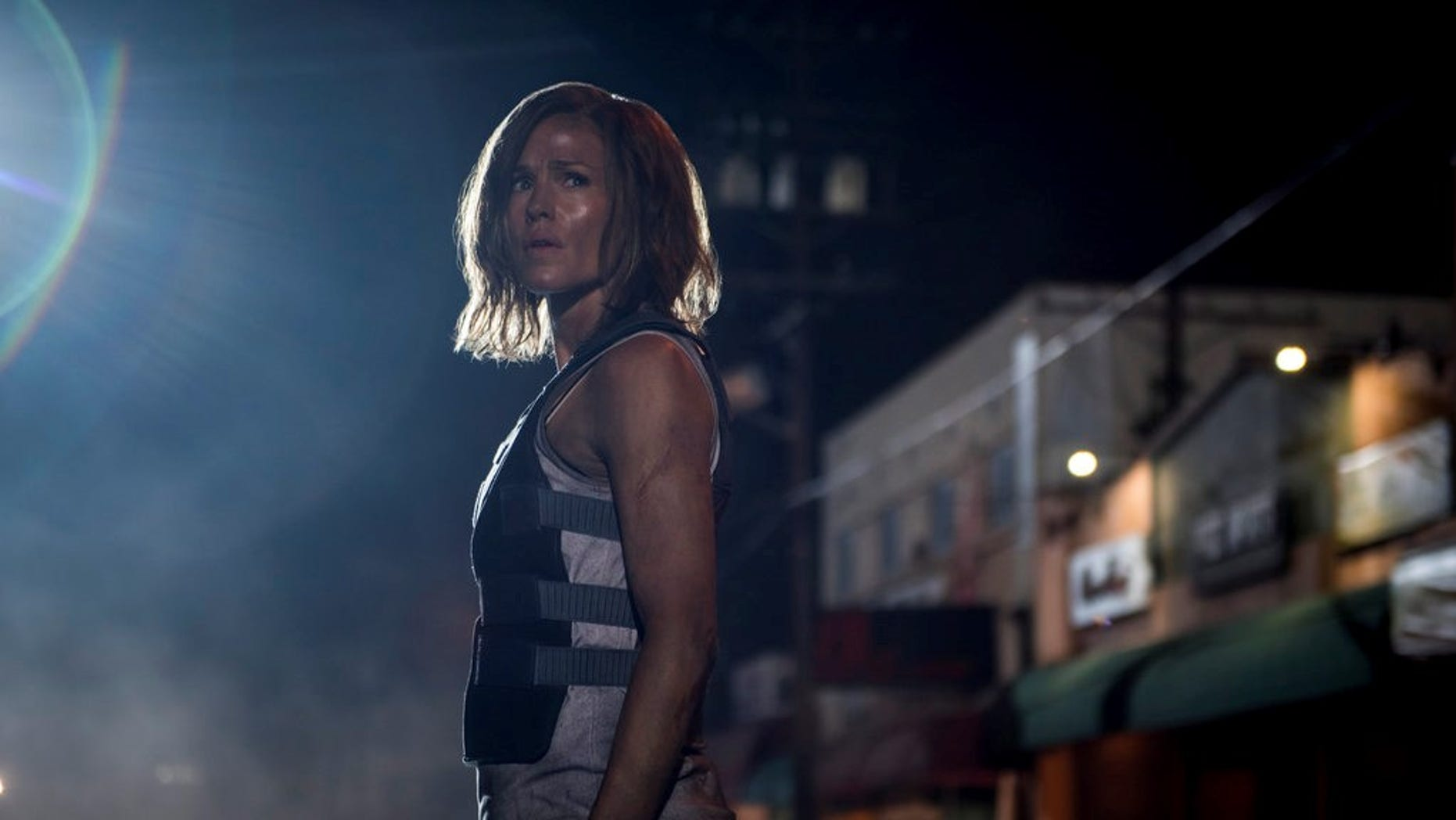 """In """"Peppermint,"""" Garner plays a mother seeking justice after her husband and daughter are killed by drug cartel members."""