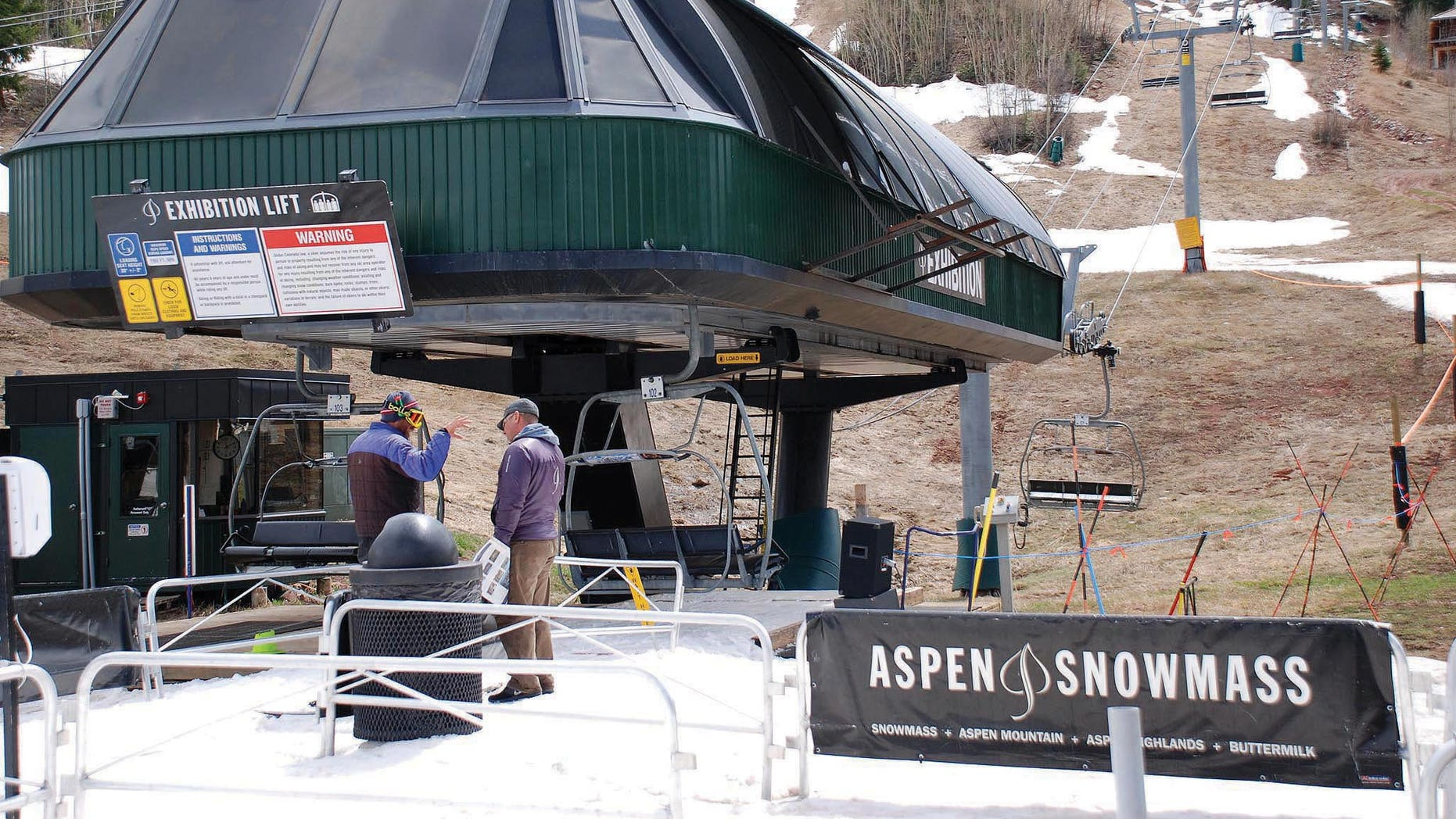 Aspen Highlands in 2012.