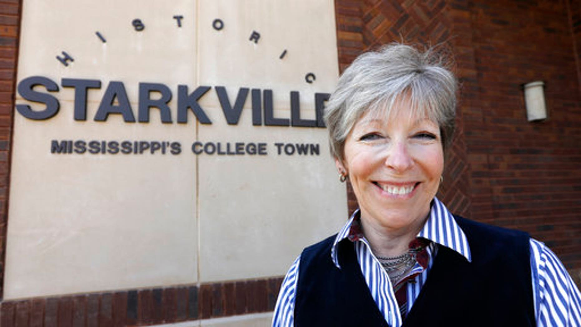 Starkville Mayor Lynn Spruill cast the deciding vote allowing a parade permit requested by Starkville Pride, an LGBT support group.