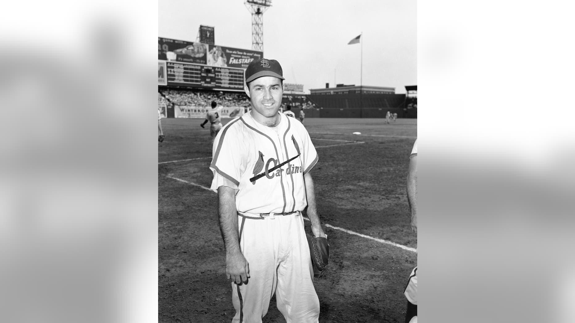 Joe Garagiola in 1949.
