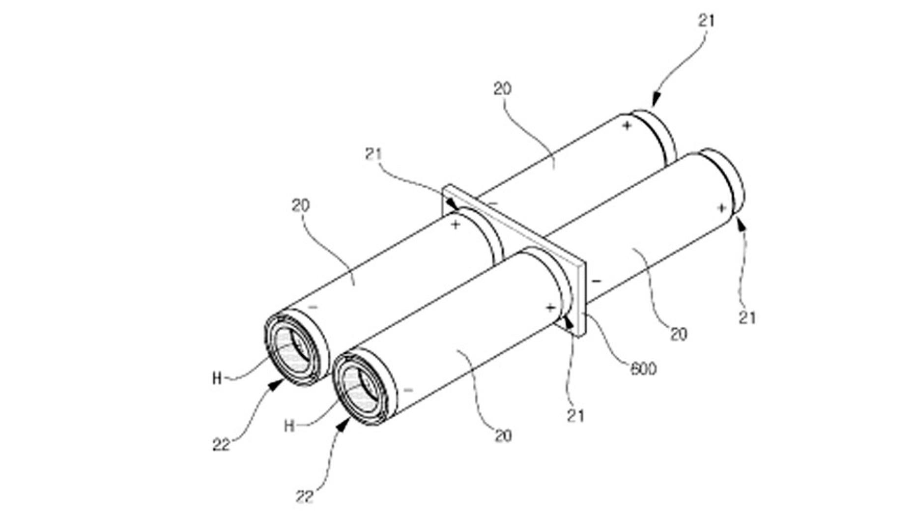 Orange Power patent drawing