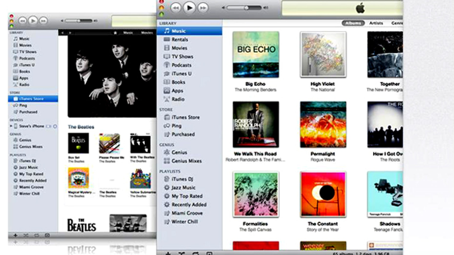 """Apple's iTunes music service will be revamped Monday, June 6, 2011: The company plans to unveil a long-awaited online music-locker service called """"iCloud"""" at an event in California."""