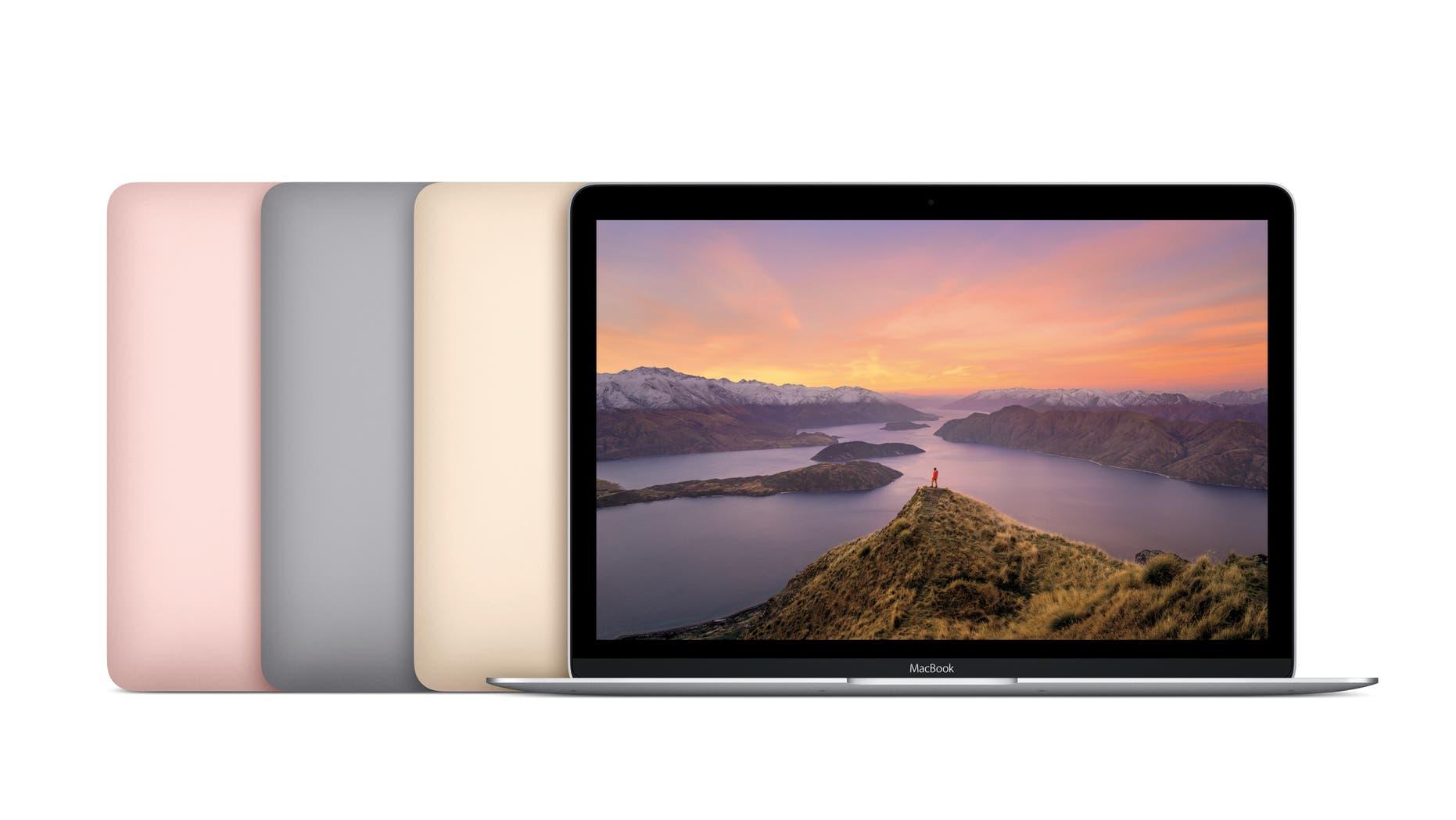 Apple's new 12-inch MacBook (Apple).