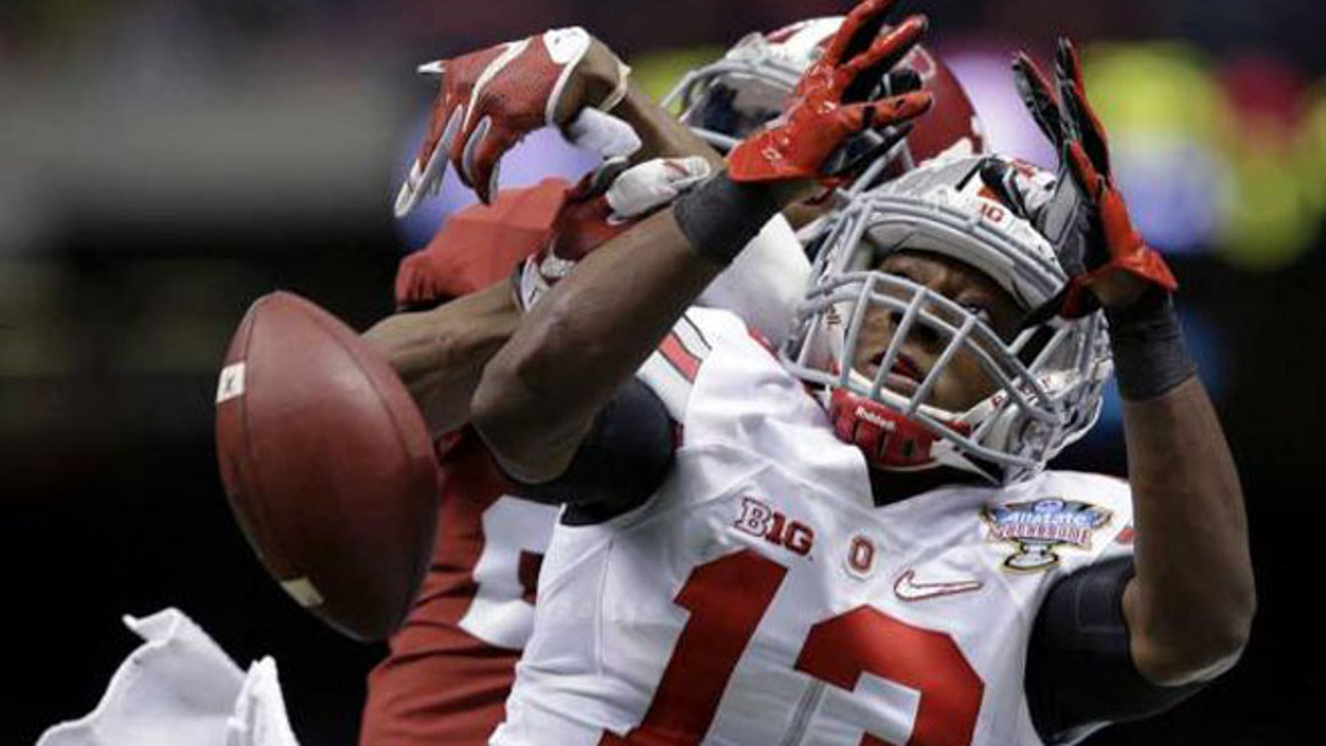 Eli Apple can play football, but one scout wonders if he can cook. (Associated Press)