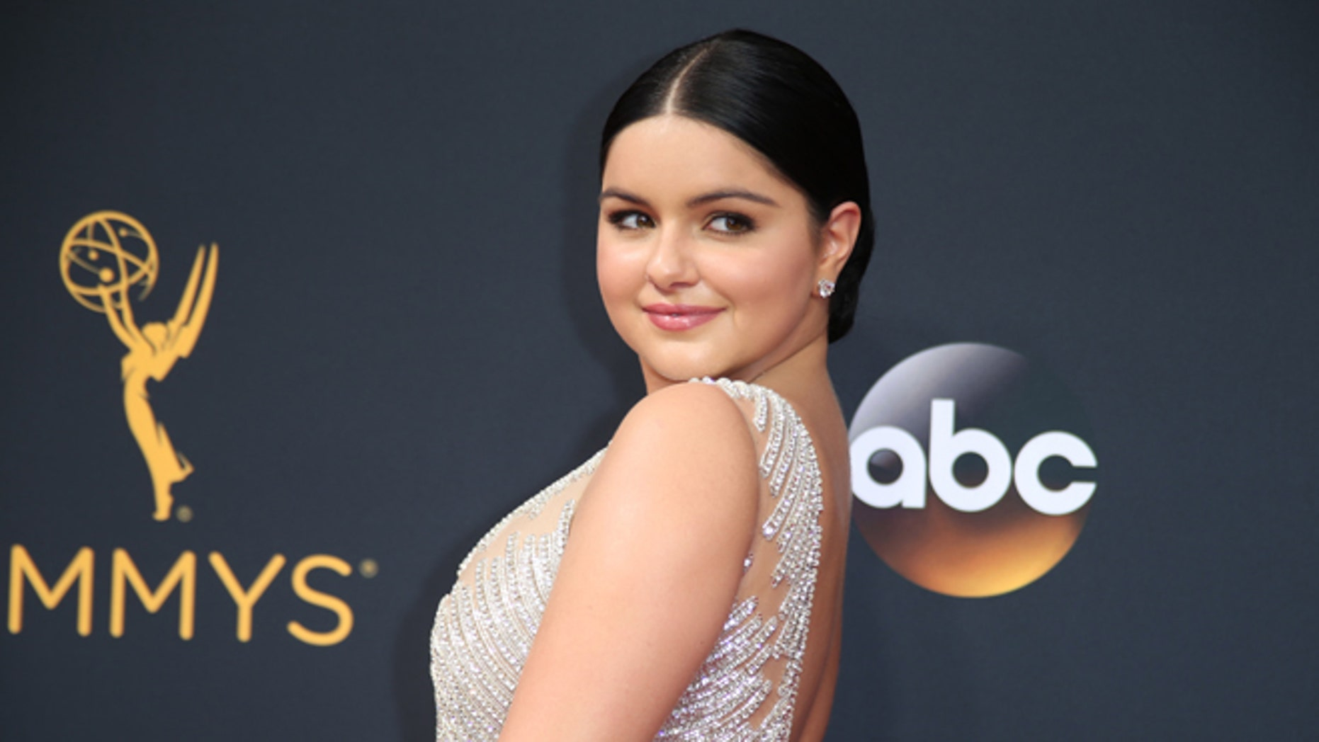 Ariel Winter posted a cheeky snap from her vacation.