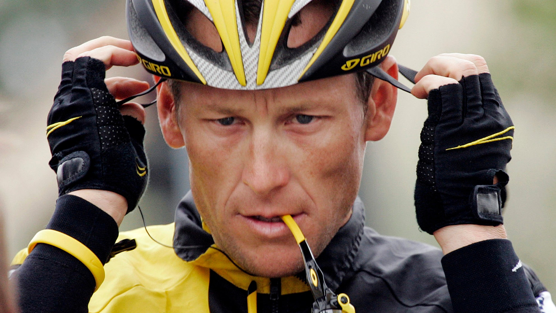 Like it never happened: Lance Armstrong's record seven Tour de France titles will be stricken from the books. (AP)