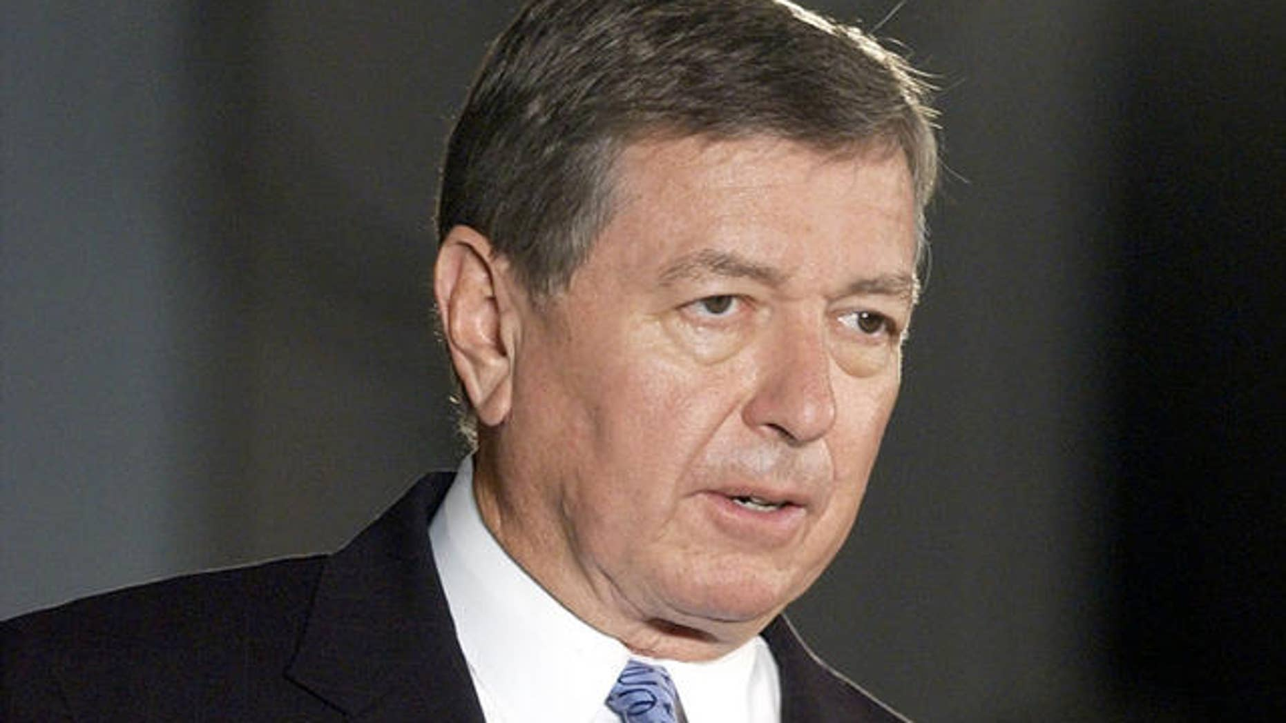 Former Attorney General John Ashcroft