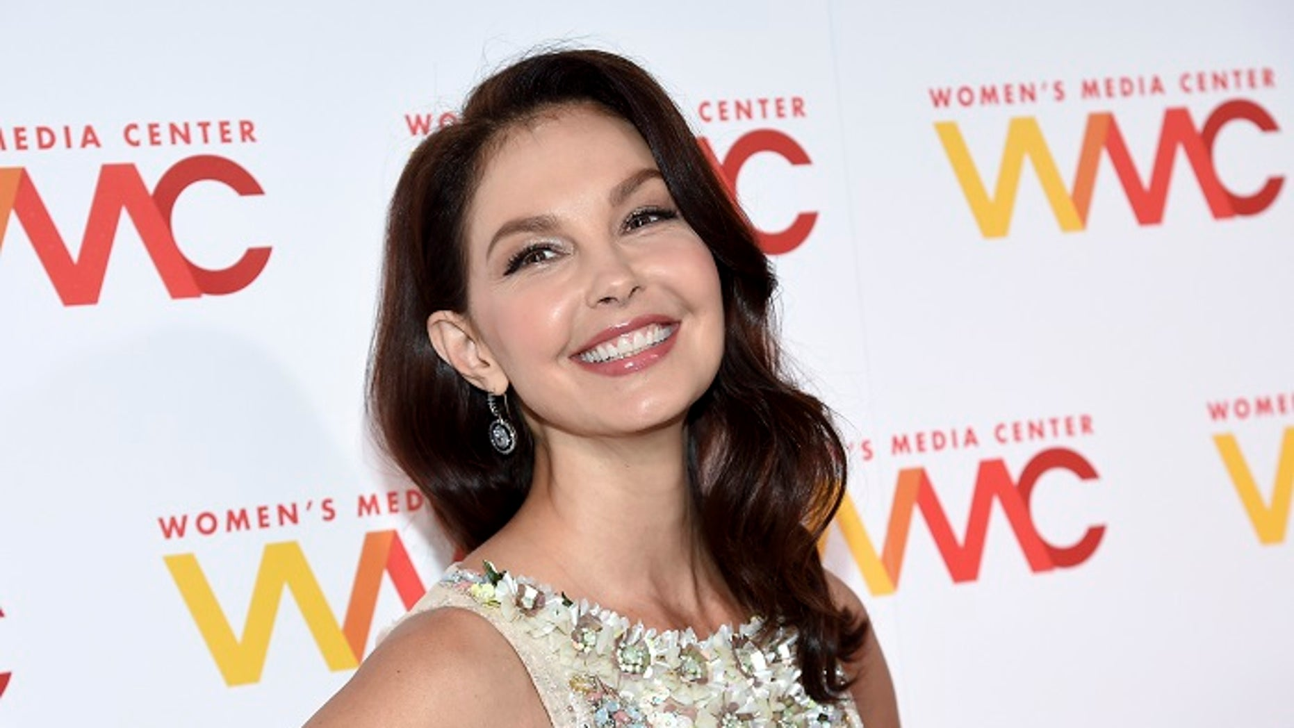 "Ashley Judd said she did not go public with the accusations back then because there was no ""place for us to report these experiences."""