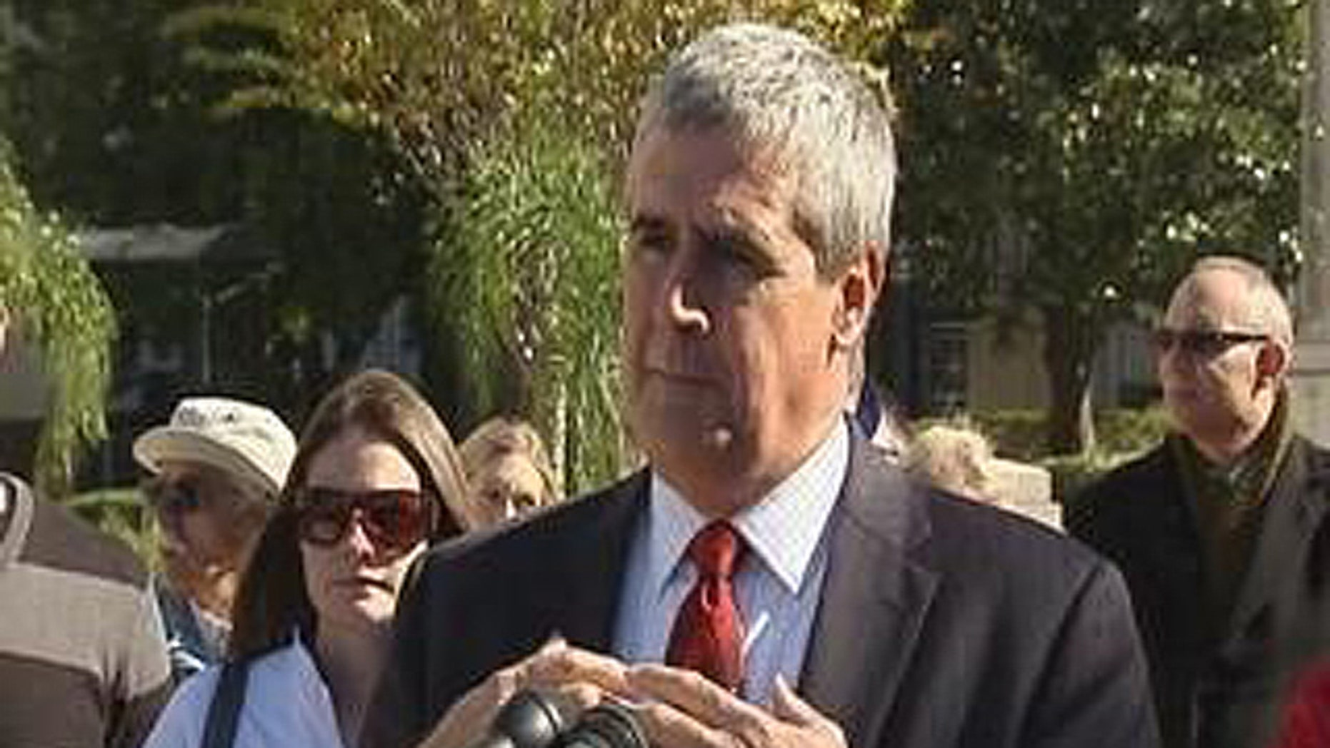 Jeff Ashton, who was elected Tuesday to replace his former boss Lawson Lamar, was part of the prosecution team Lamar appointed to handle the Casey Anthony prosecution last year. (MyFoxOrlando.com)