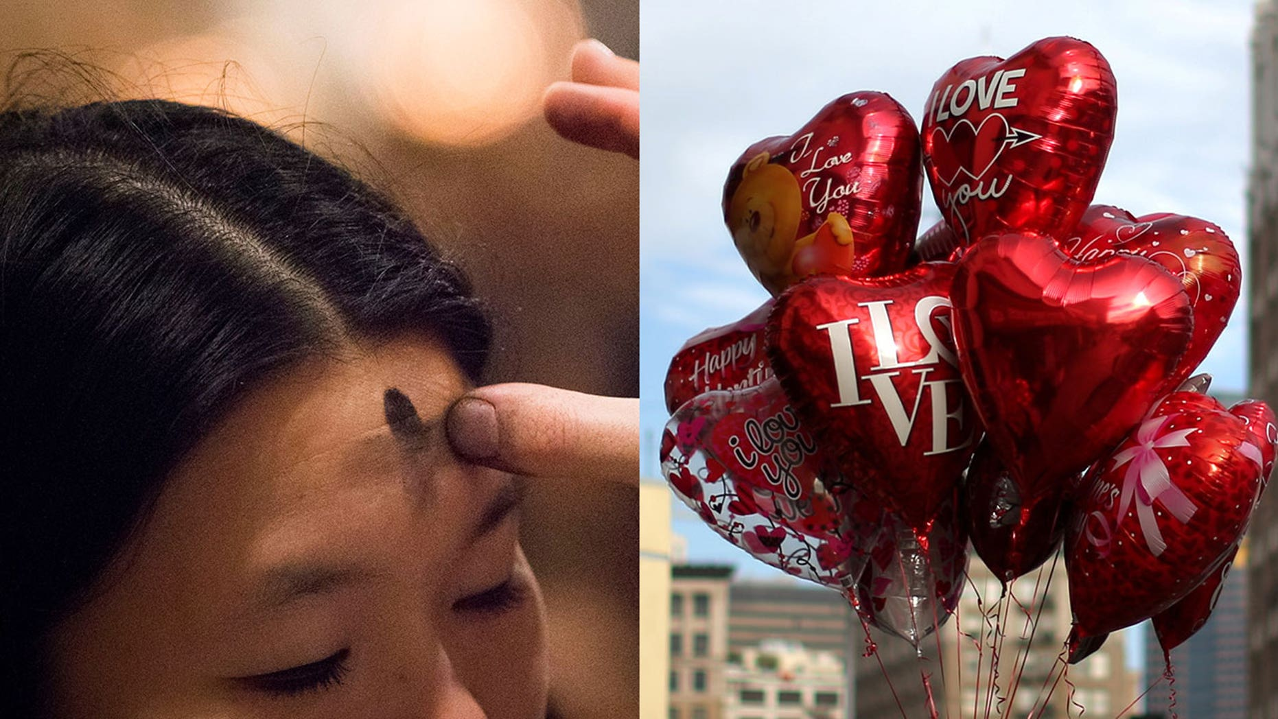 This Wednesday, Feb. 14, marks both Ash Wednesday and Valentine's Day, but Catholic leaders say the former should take precedence.