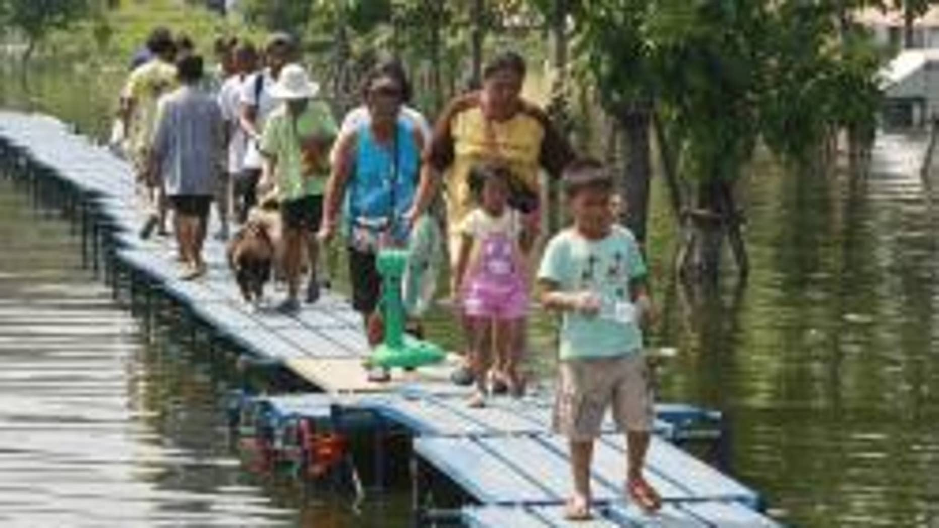 Oct. 2011: The Asian region has been ravaged by some of the worst flooding in decades, but drownings are a huge unreported epidemic.