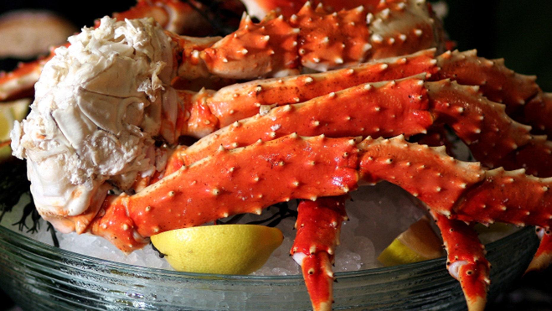 Your Alaskan King Crab May Not Be From Alaska Fox News