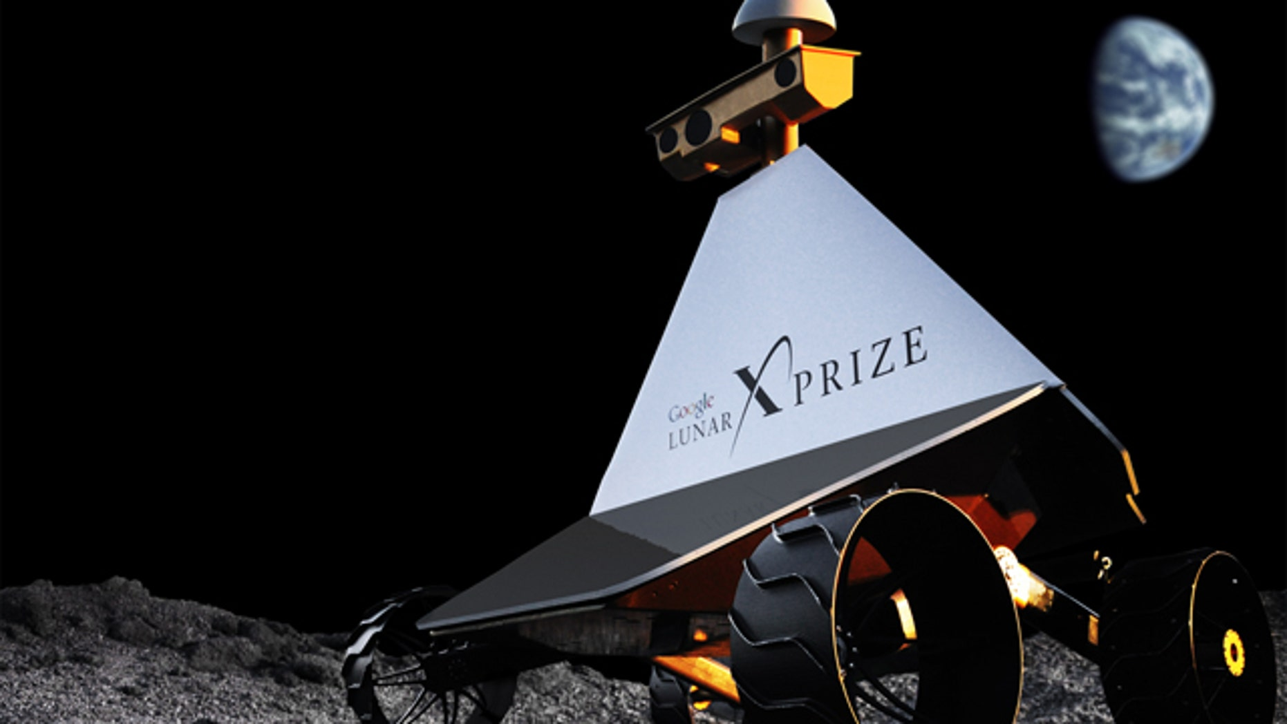 Astrobotic executives plan to land their first robot on the moon in 2013, and hopefully claim the million dolalr Google Lunar X prize.