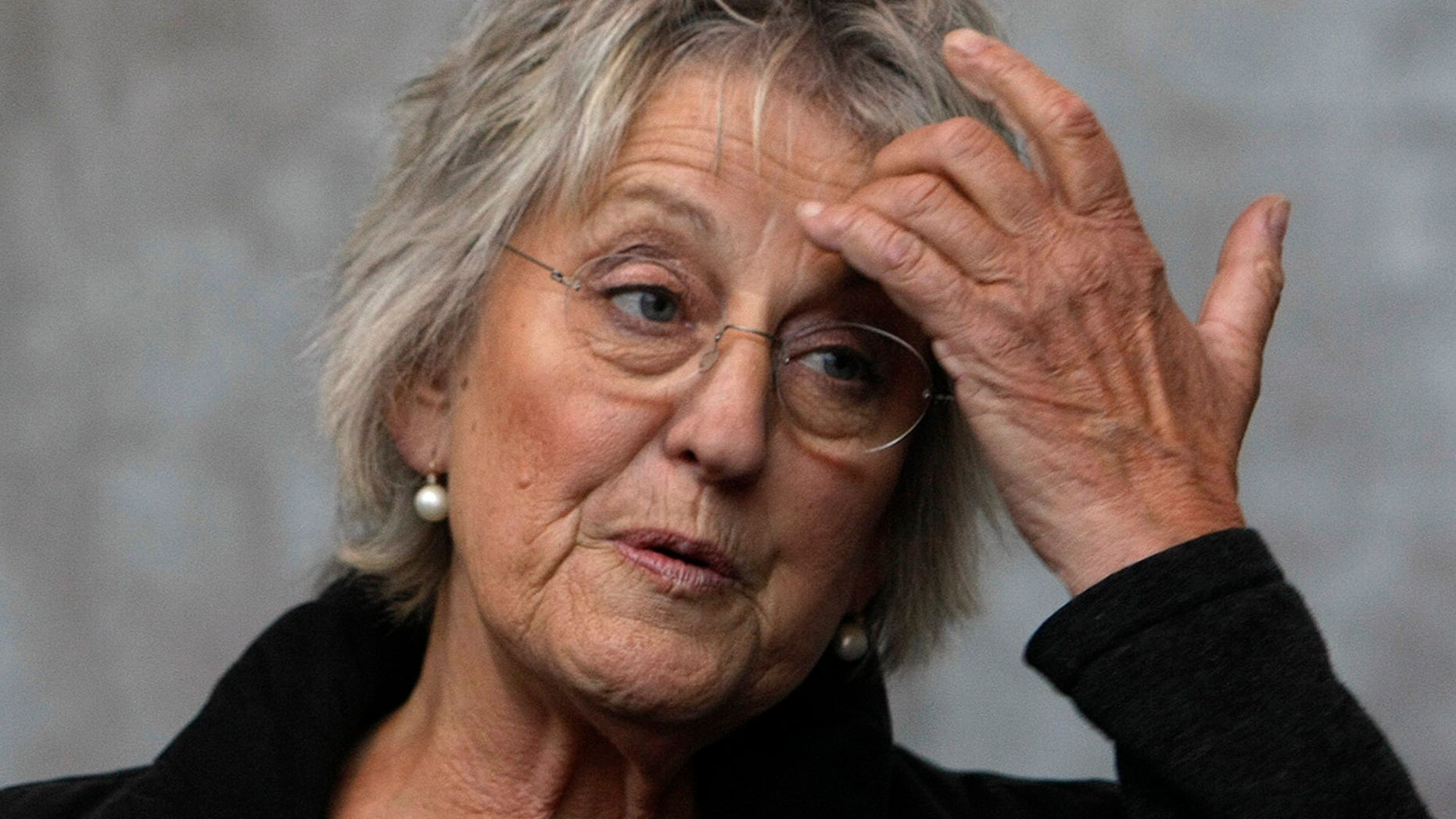 Germaine Greer made controversial comments about rape at a literary festival.