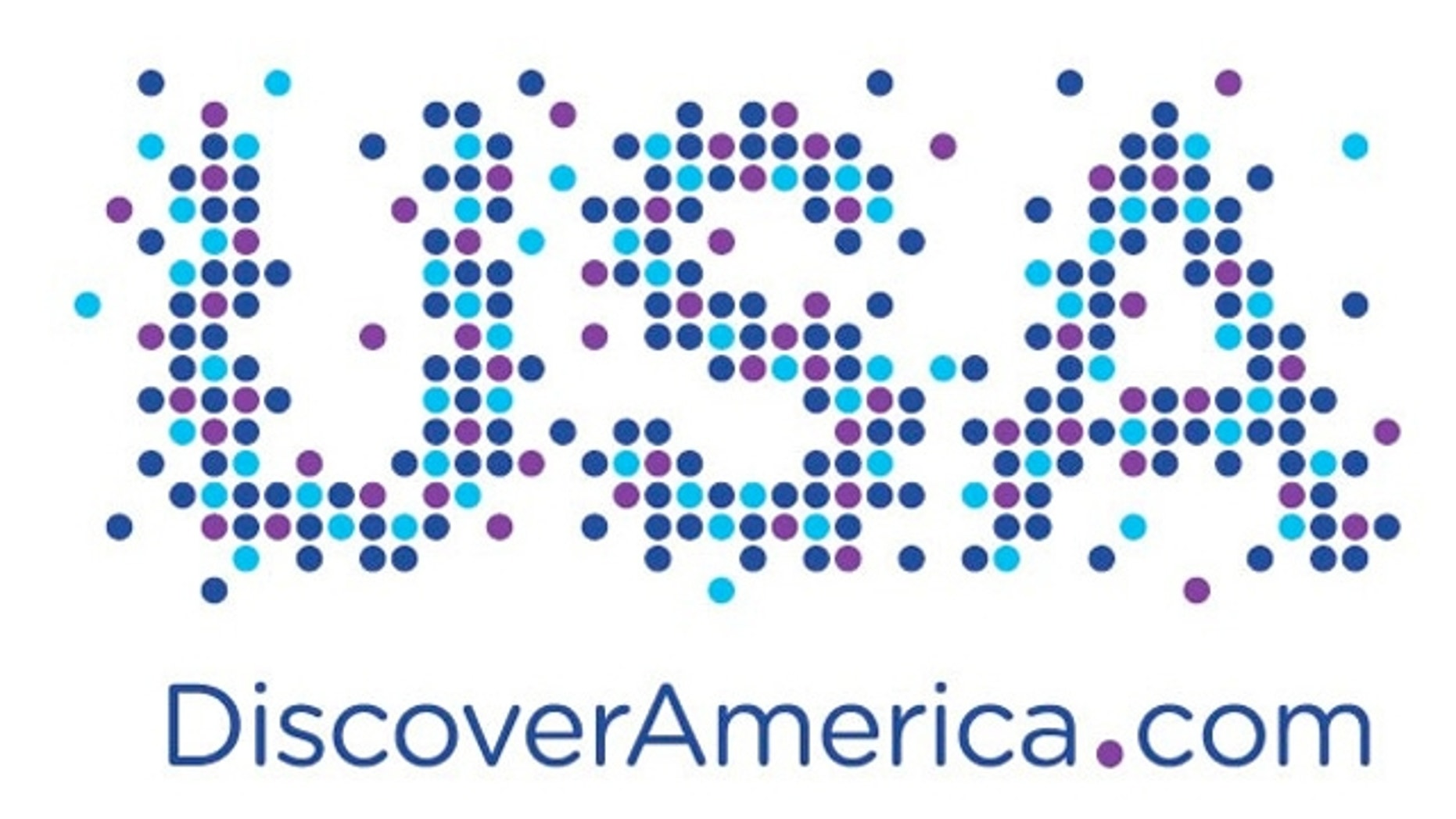 Brand USA's new logo, which is part of a new national tourism campaign to rebrand the United States and draw international visitors.