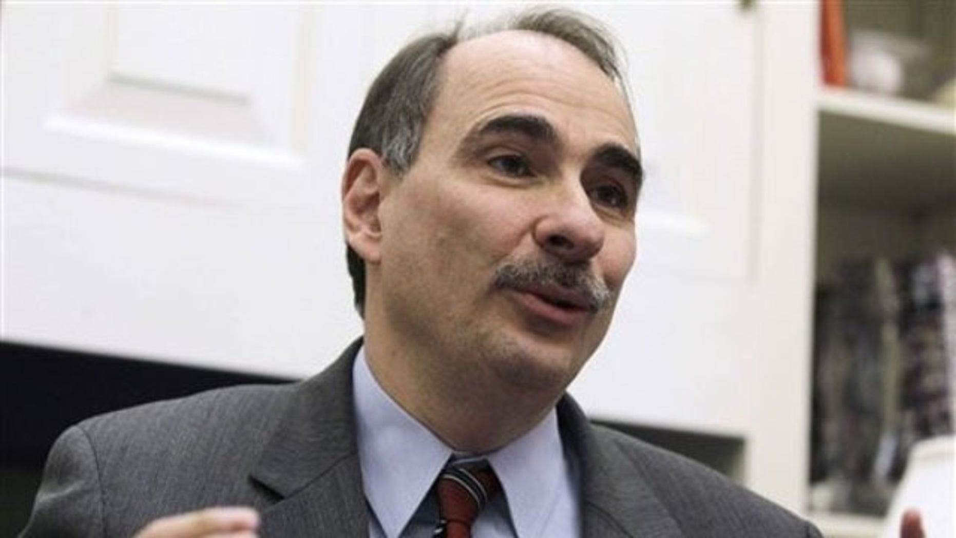 Obama advisor David Axelrod says that the U.S.credit downgrade can be blamed on the The Tea Party, who 'brought us to the brink of a default.'