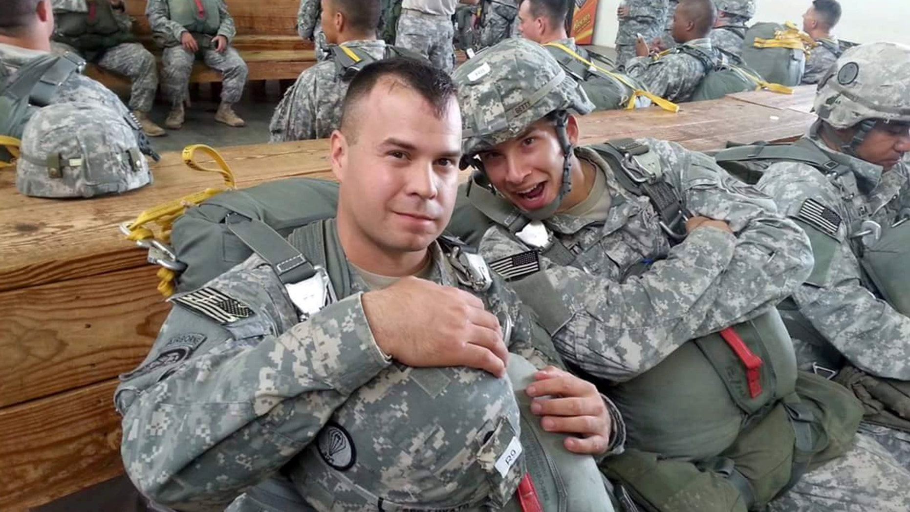 Dating site for deployed soldiers